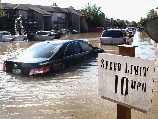 How to spot flood-damaged used cars