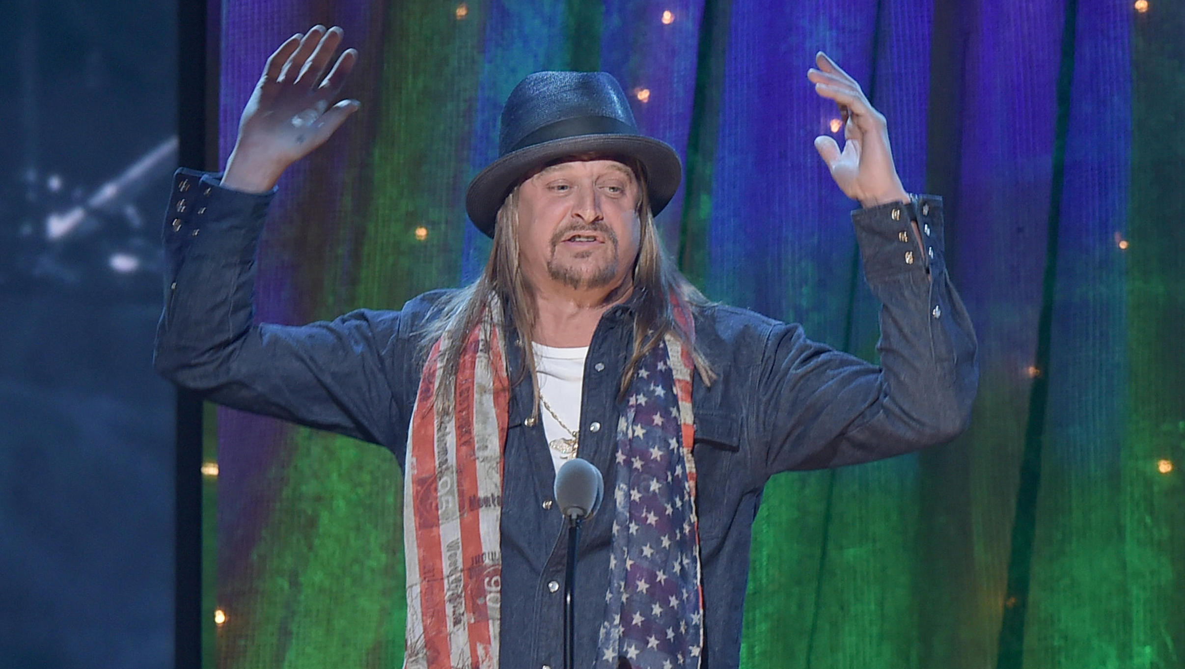 756aae3df57 Civil rights groups plan to protest Kid Rock concerts in Detroit ...