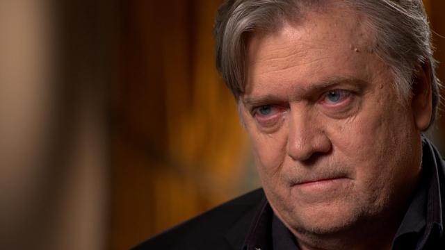 The top takeaways from Steve Bannon's '60 Minutes' interview with Charlie RoseCharlie Rose - Donald Trump - Easter - Identity Politics - James Comey - Paul Ryan - Presidency Of George W Bush - Republican Party - Russia - United States Senate