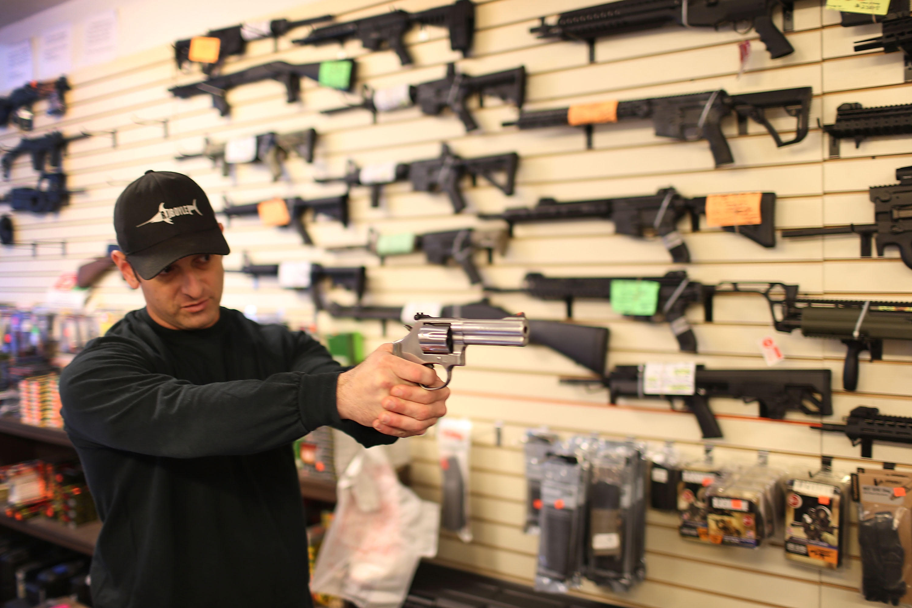 What impact do state gun laws have on shooting deaths? - CBS