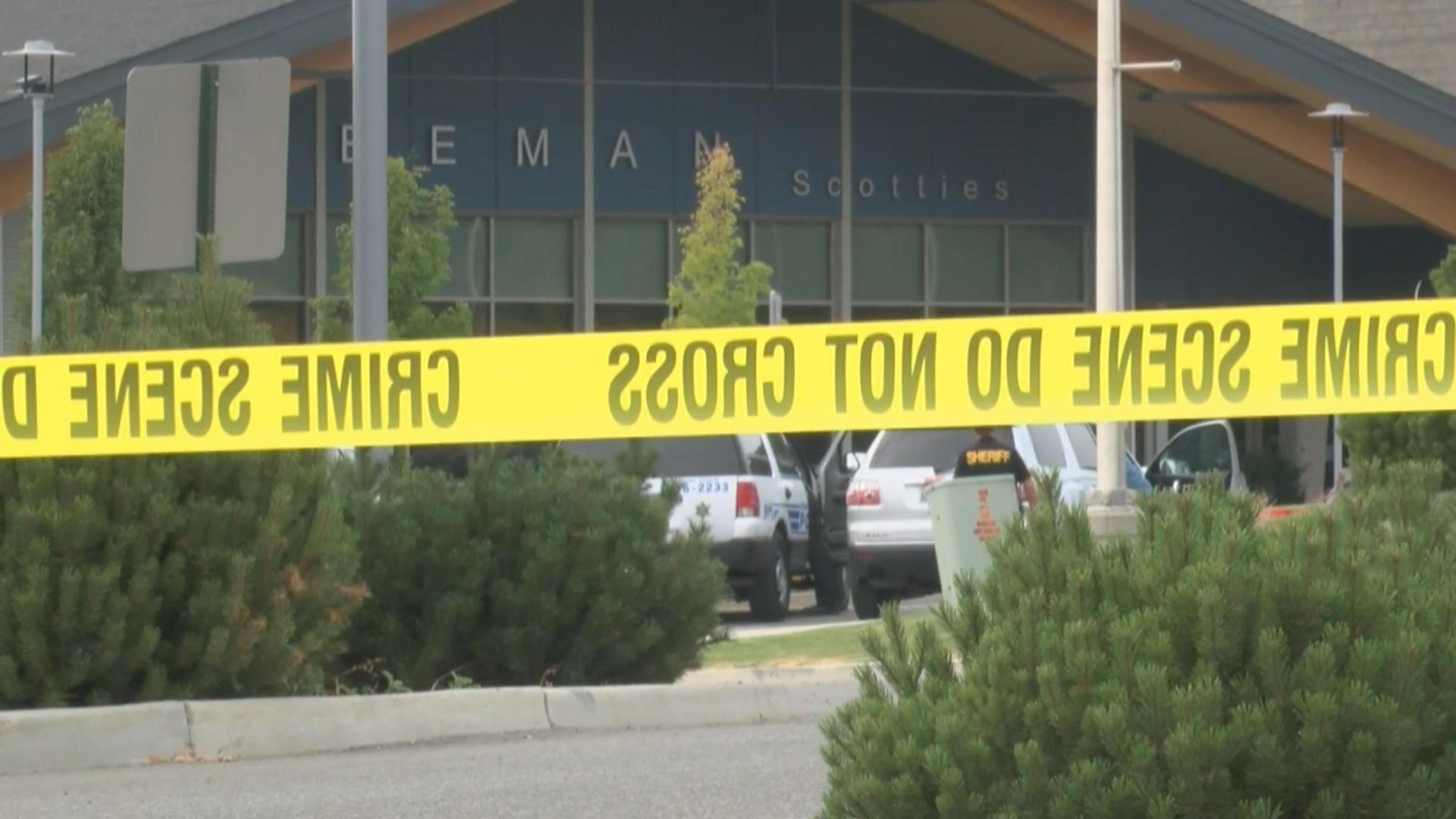 Cops: Ammo, manifesto seized in school shooting suspect's home