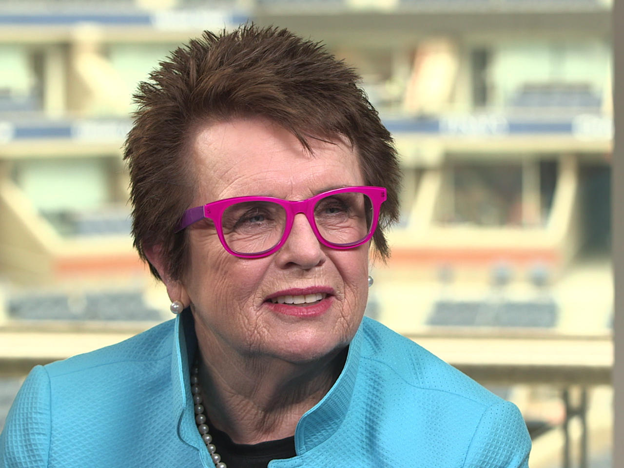 Billie Jean King s victories on and off the court CBS News