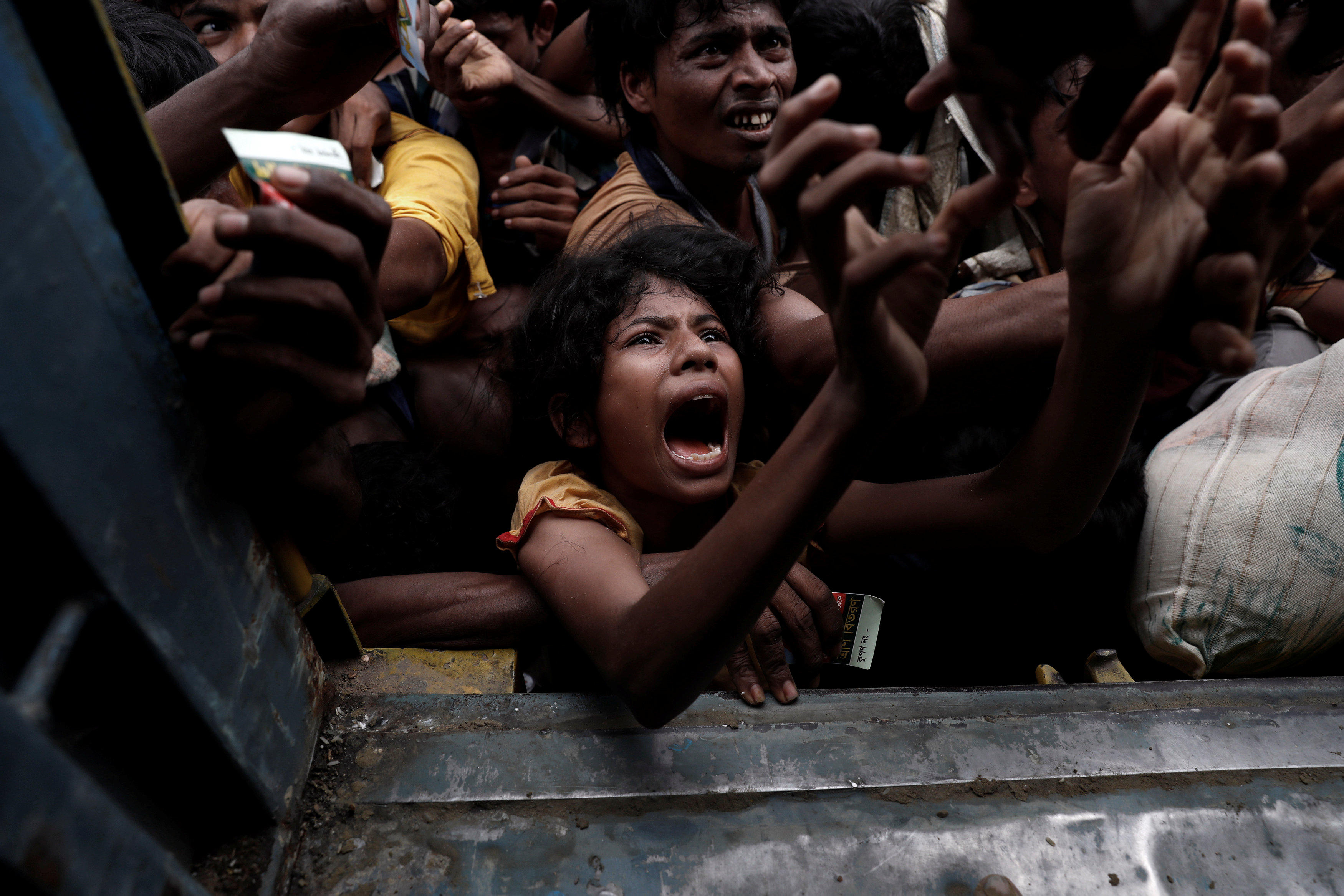 UN official: Rohingya exodus