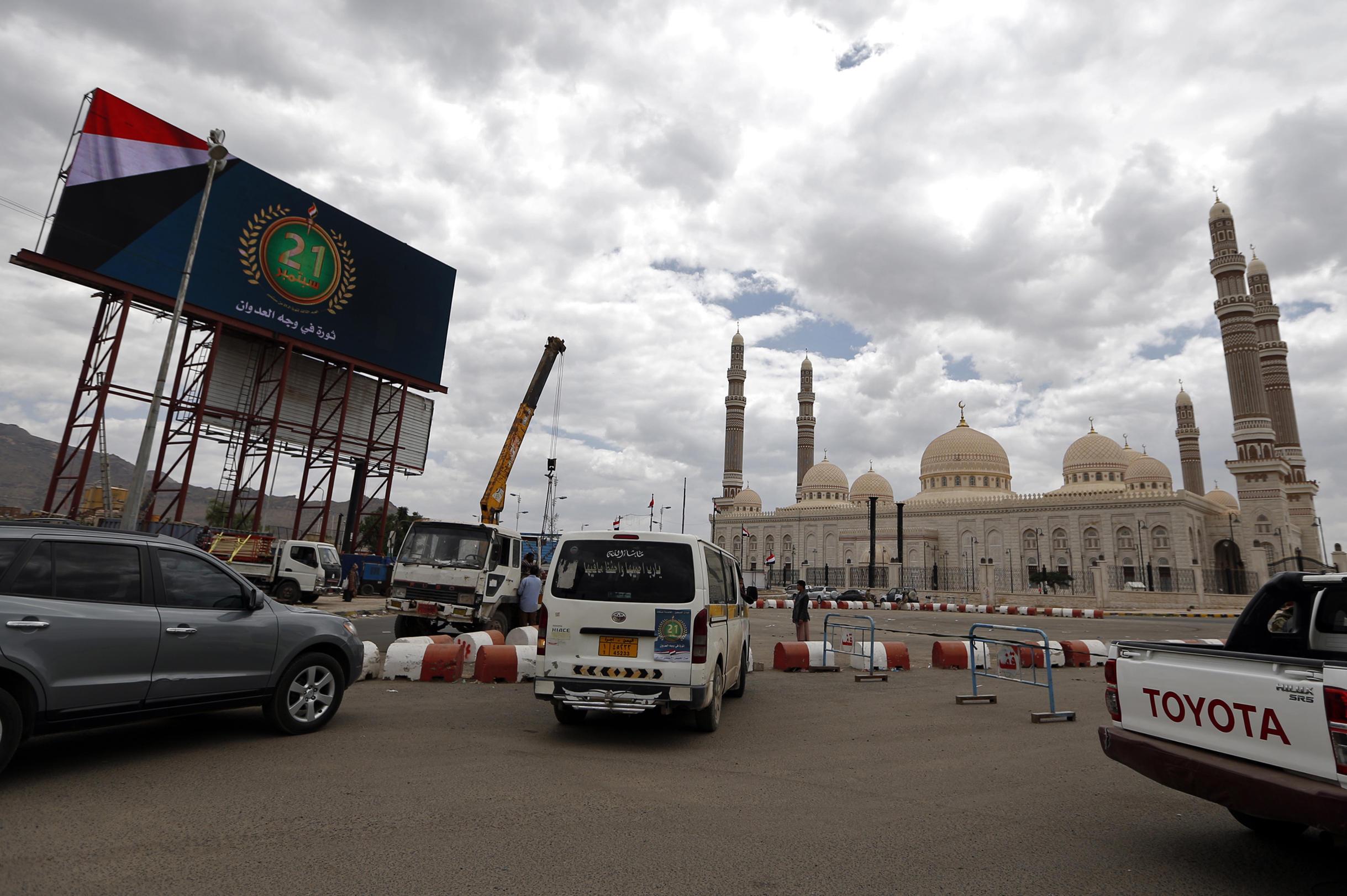 """U.N. places Saudi-led military coalition on """"blacklist"""""""