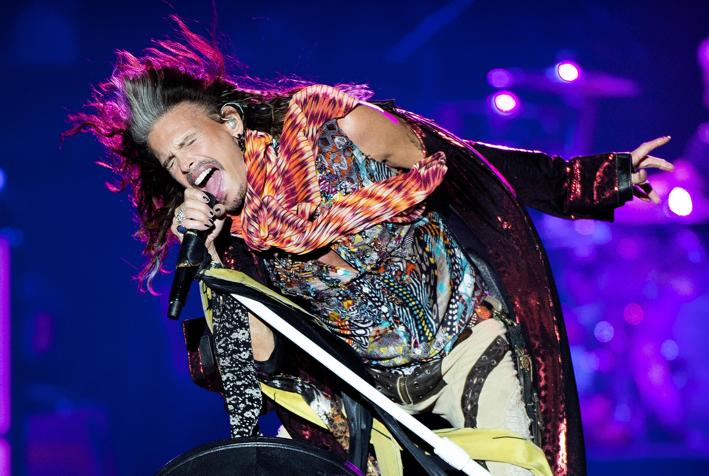 Aerosmith tour crocked after steven tyler surgery