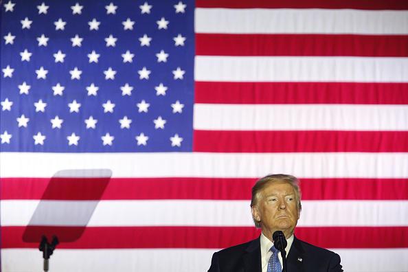 cbsnews.com - Trump speaks at Farm Bureau convention as shutdown hampers farmers - live stream