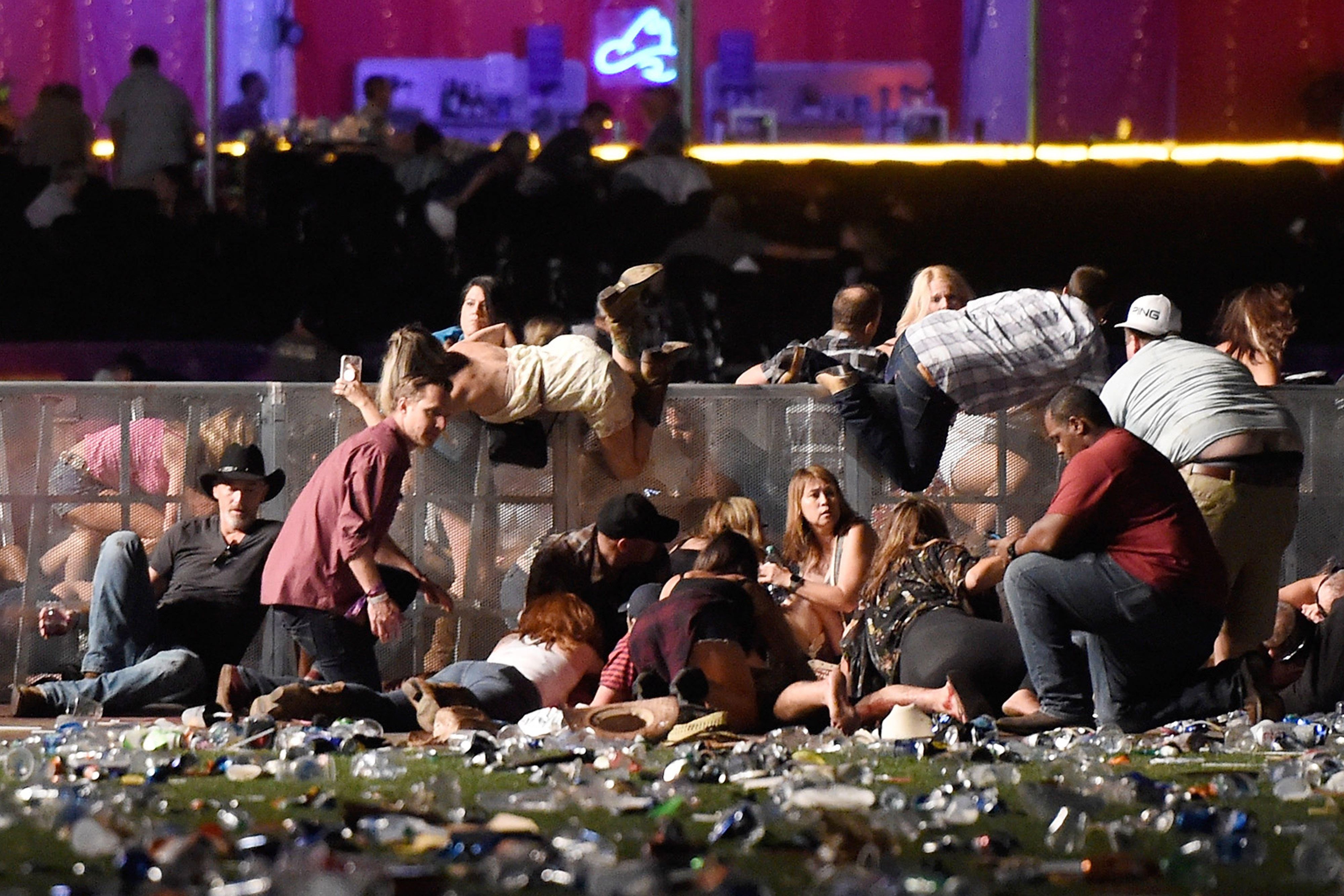 Image result for vegas shooting casualties