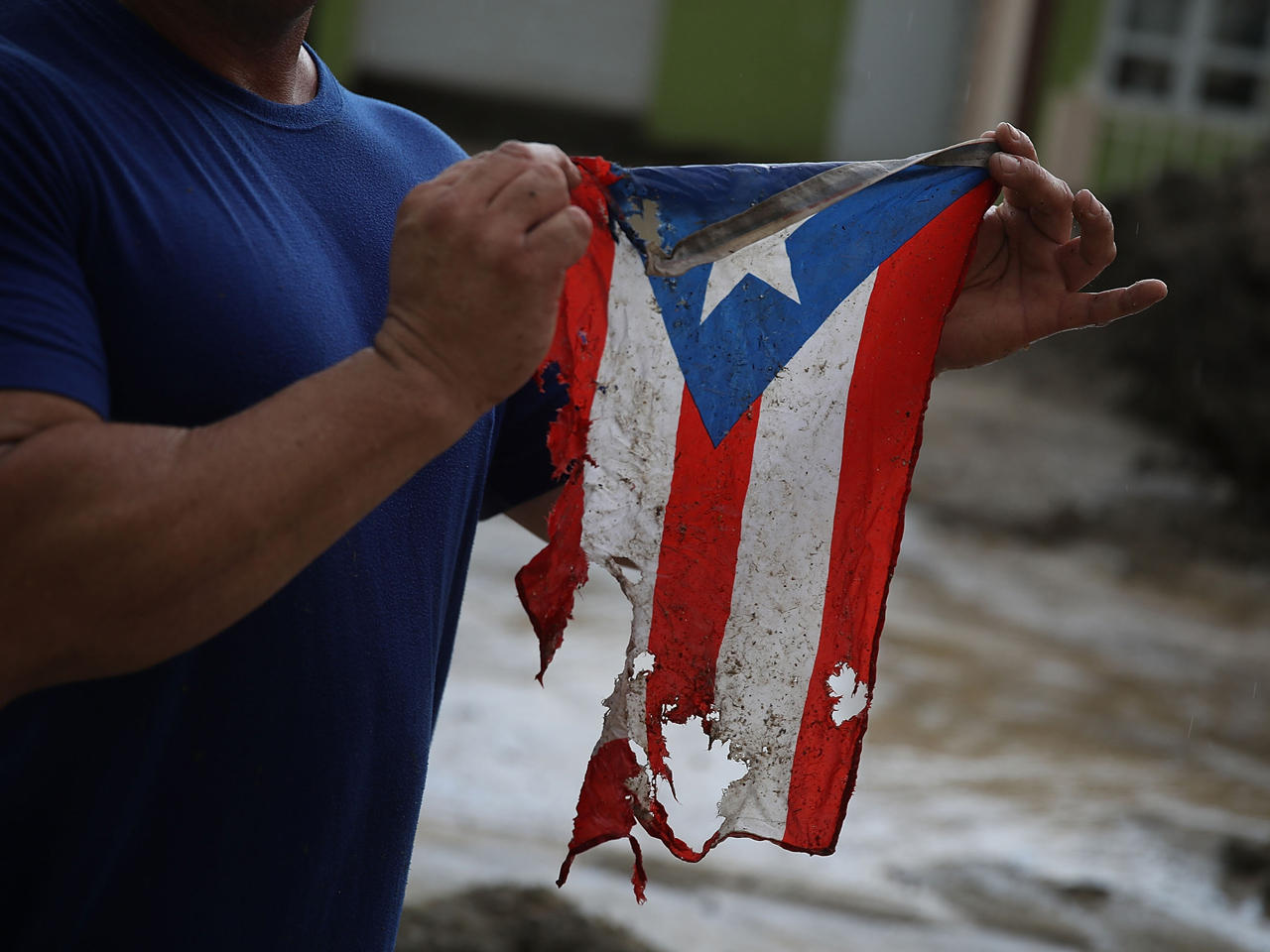 Federal report criticizes femas response to hurricane maria in puerto rico