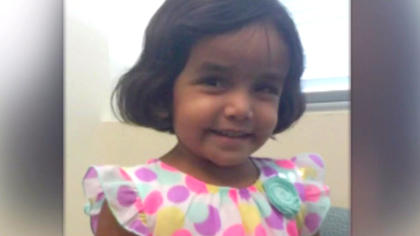 Missing Texas girl's dad arrested, charged with felony