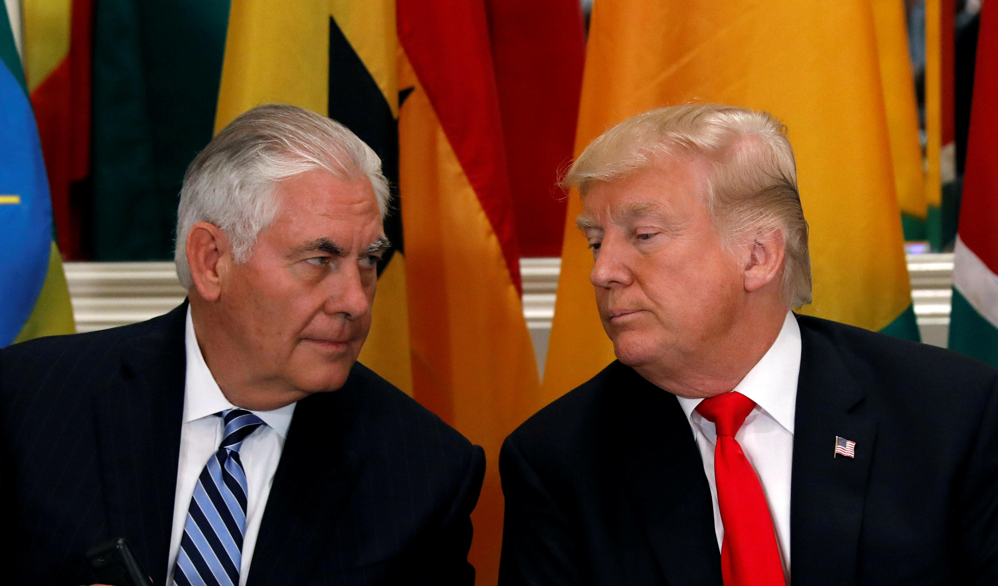 Mensa reveals what an IQ test could look like for Trump, Tillerson