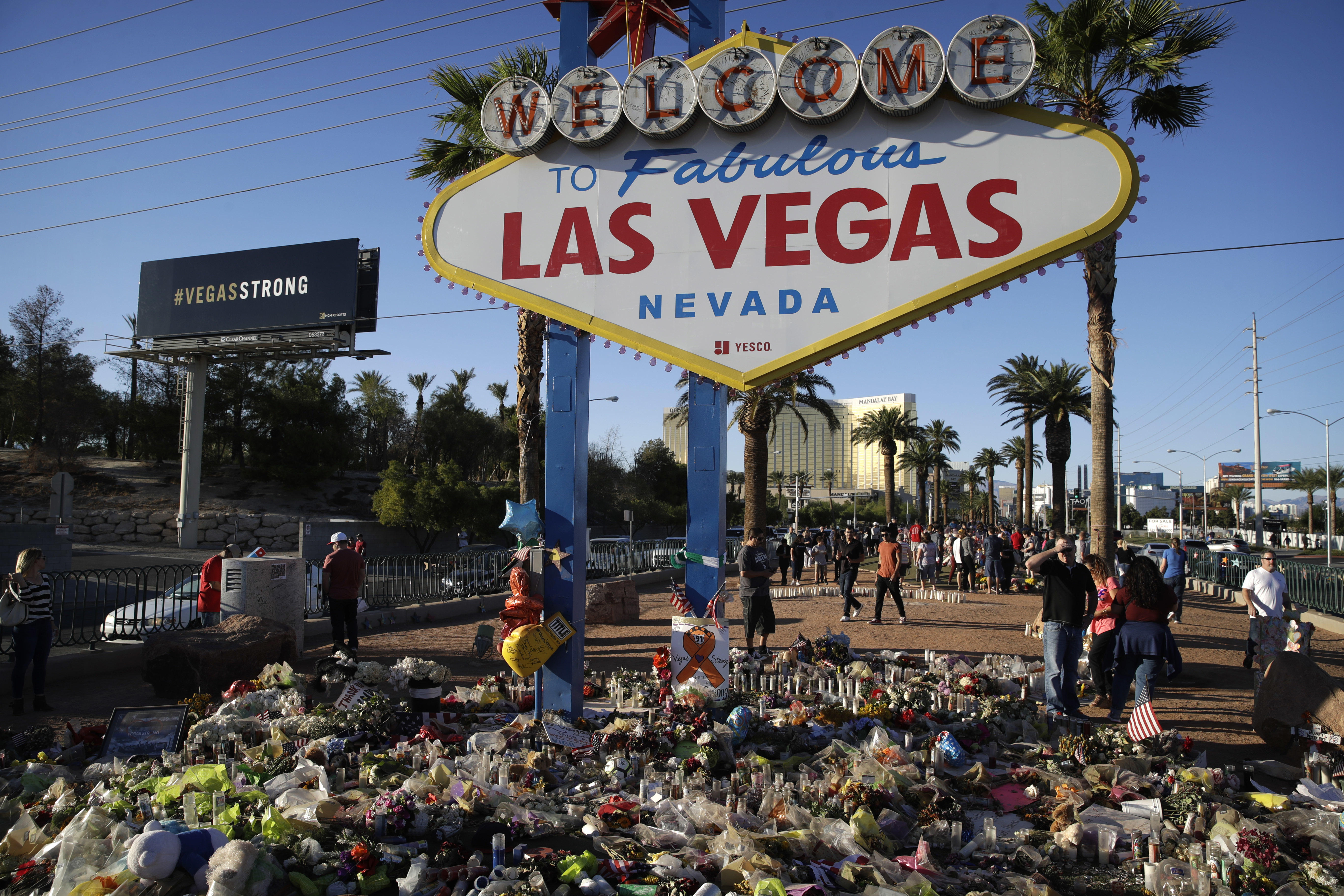 Lawsuits filed against Mandalay Bay, concert organizers, bump stock sellers - CBS News thumbnail