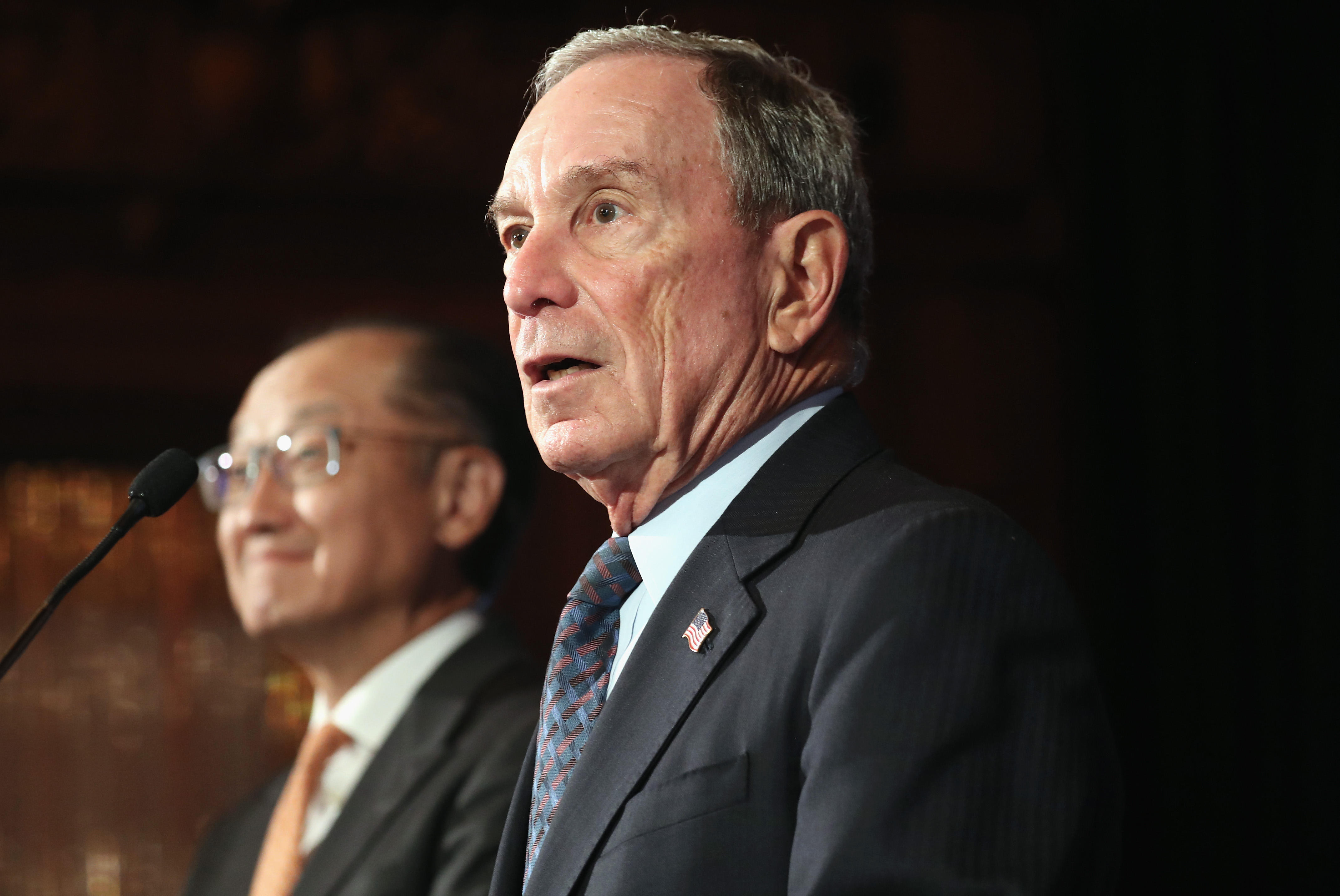 Bloomberg unveils clean energy commitment to counter rollback of emissions rule