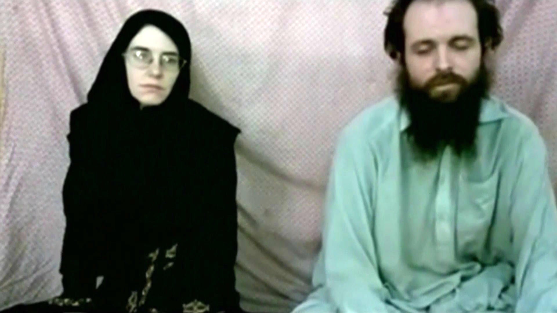 Freed U.S.-Canadian family reportedly leaves Pakistan