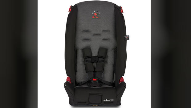 Diono Issues National Recall For 500k Car Seats