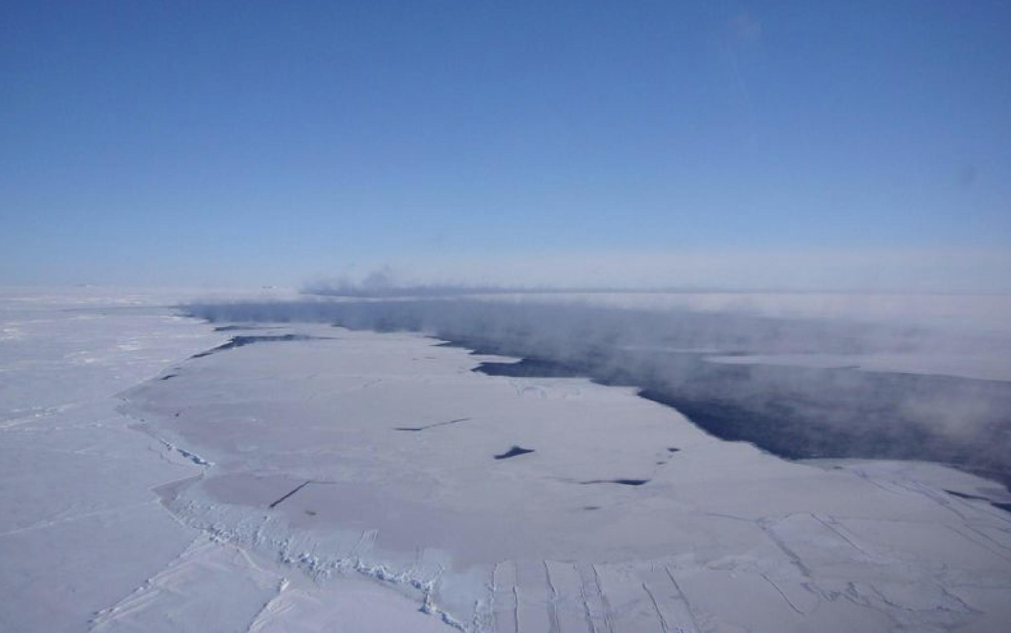 Antarktis Temperatur Aktuell