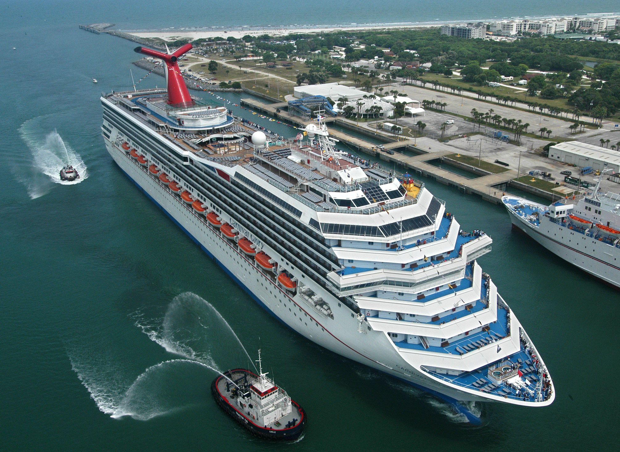 Carnival Cruise Line >> 8 Year Old Girl Dies After Falling From Carnival Cruise Ship