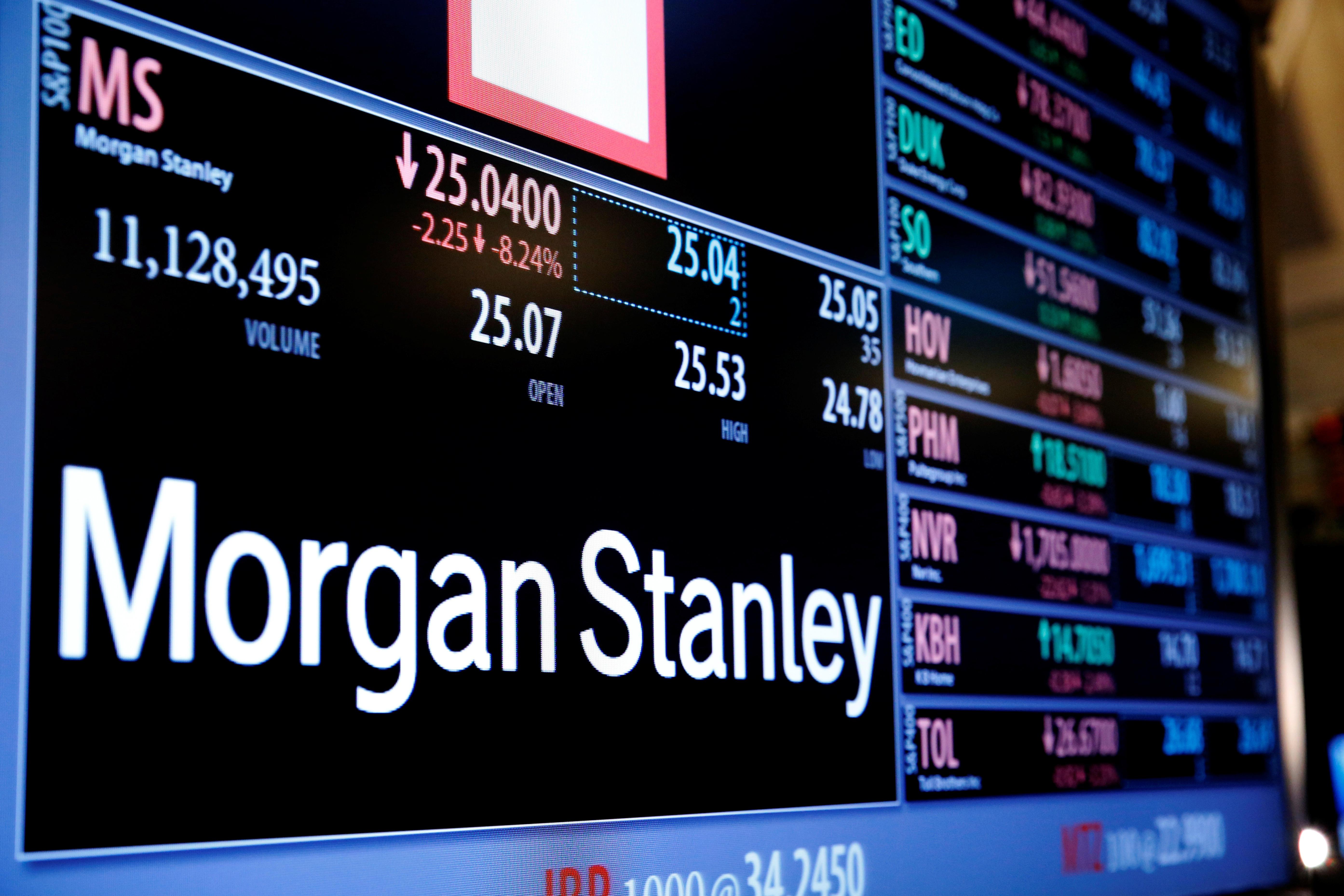 Created At 2017 10 17 1830 Amazoncom Digital Voice Recorder 2060 Sec Circuit Board Kit Fa941 Valuewalkcom Wealth Management Pushes Morgan Stanleys Profit Higher