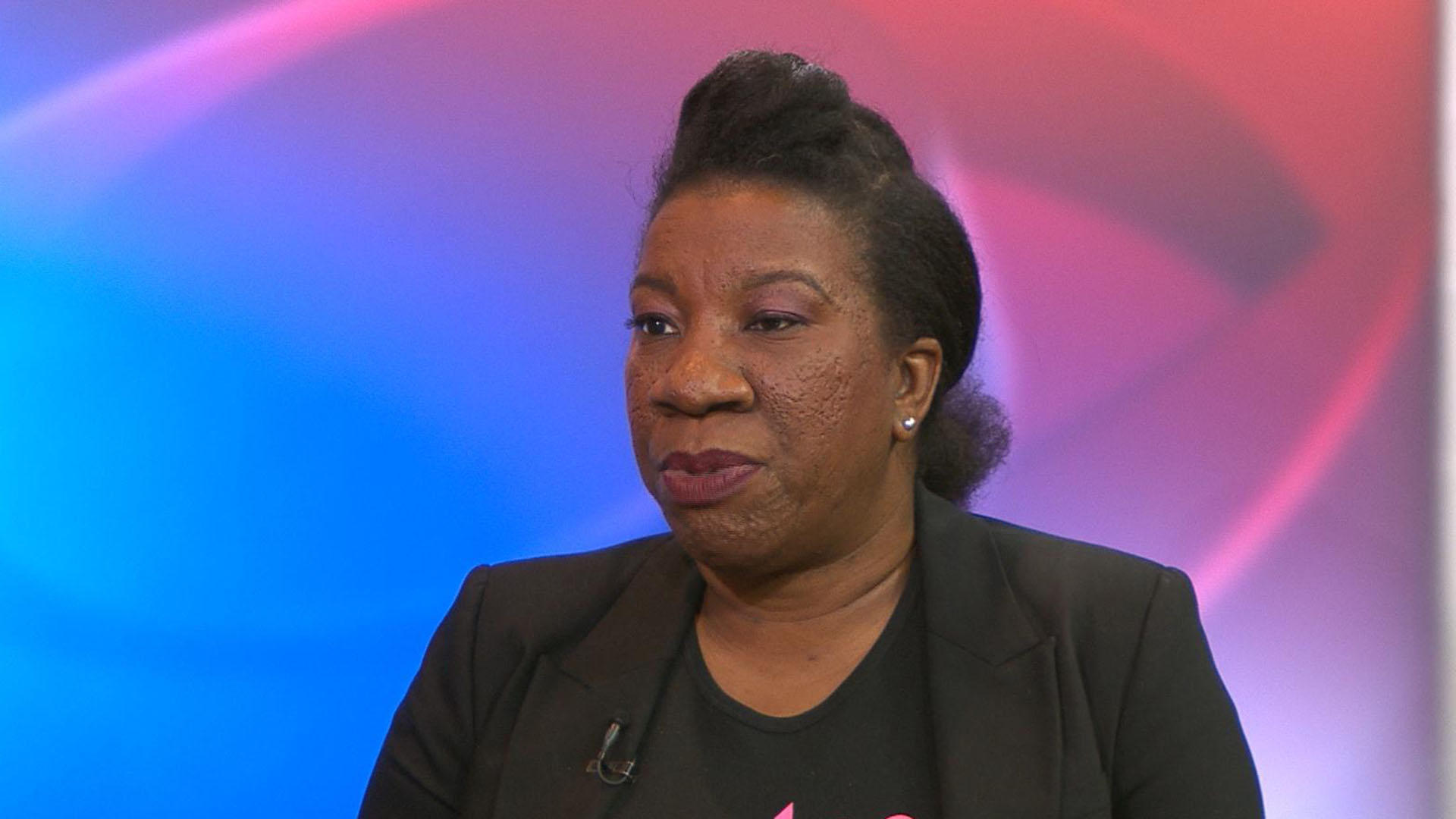 """Me Too"" creator Tarana Burke: ""We have to make movements ..."