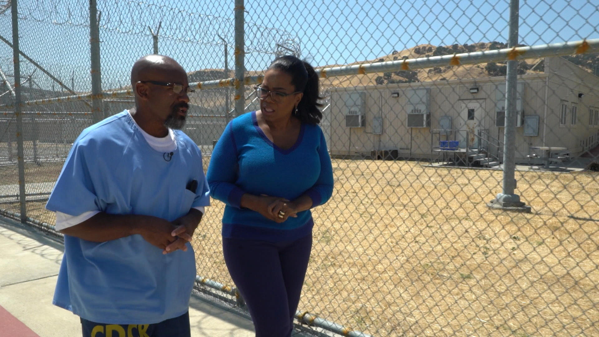 Why Oprah pitched a 60 Minutes story on prisons