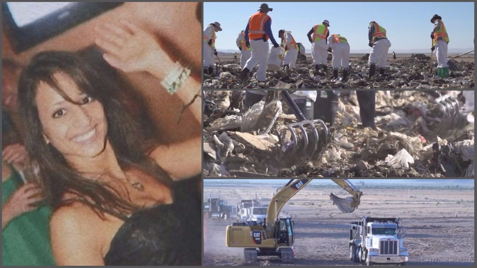 Christine Mustafa Case Police Search Landfill For Missing Arizona Mom S Body Cbs News