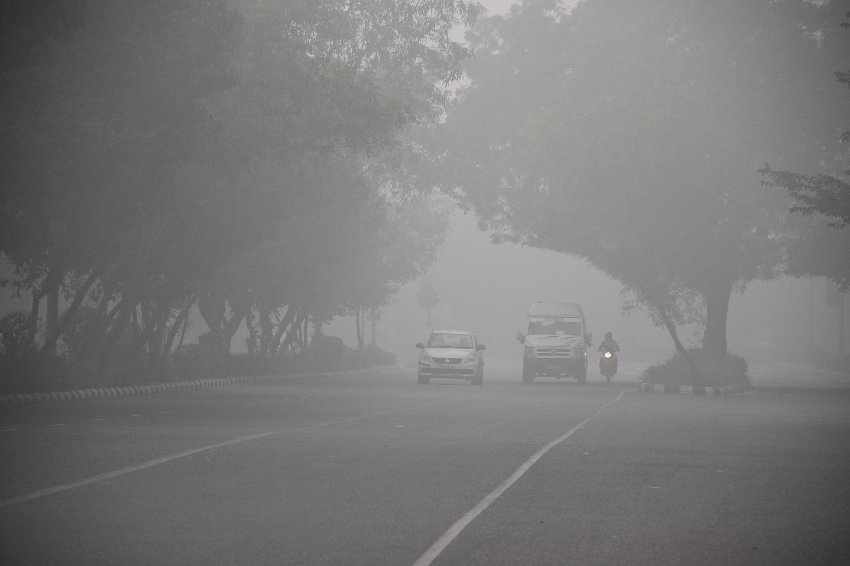 Delhi Smog Chokes India Capital With Air Pollution 10 Times Worse