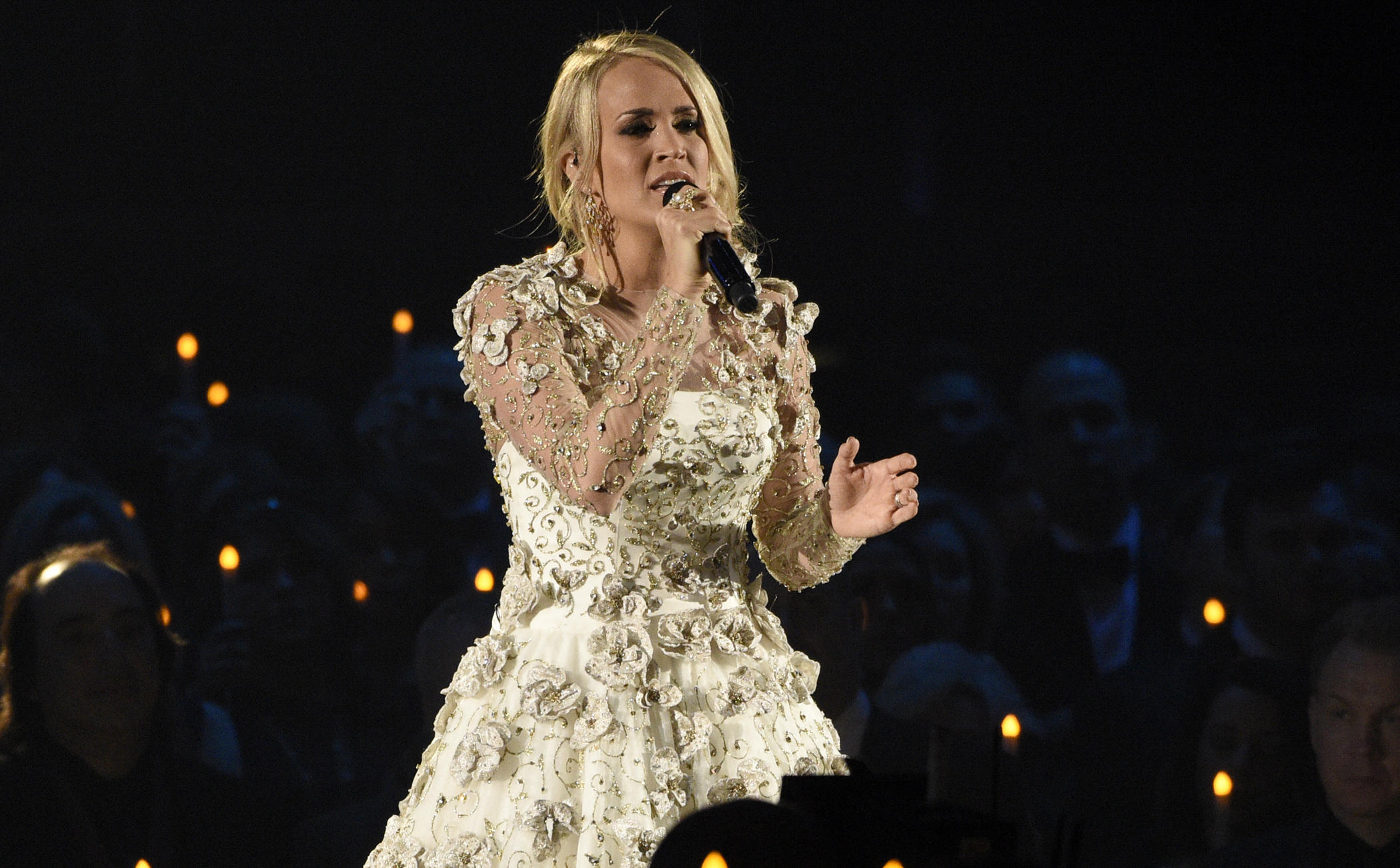 42. Carrie Underwood