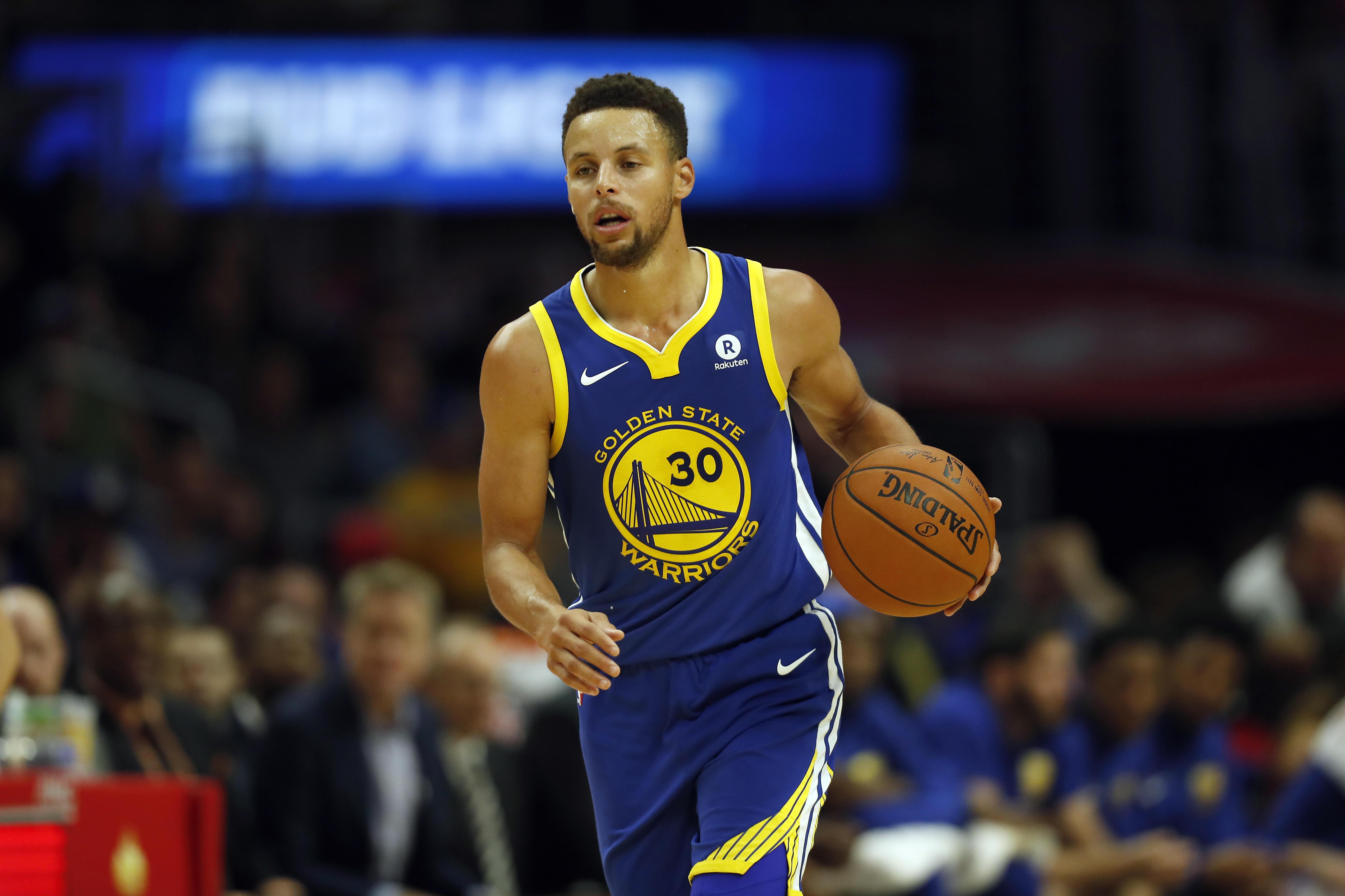 b46d52957567 Stephen Curry to teach online basketball class - CBS News