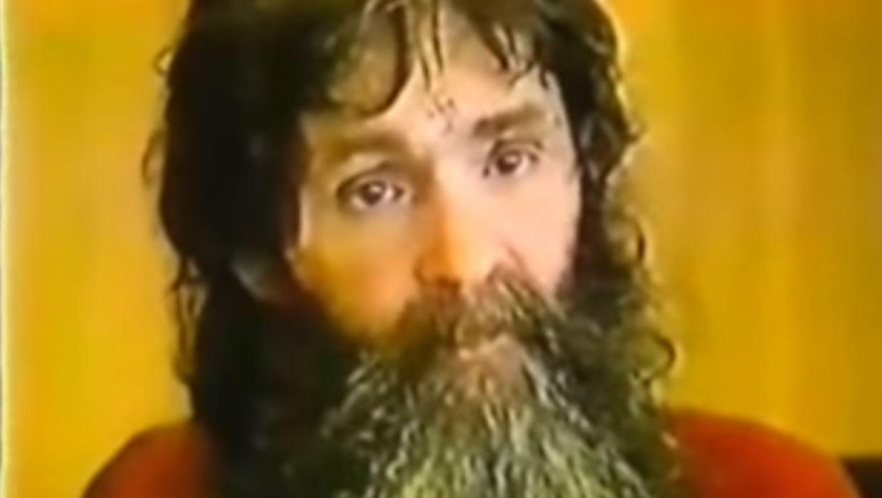 Charles Manson defiant in 1986 CBS News interview: