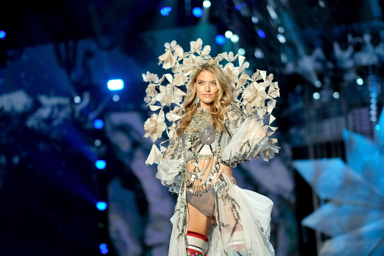 e81d070cd2 Martha Hunt on walking the Victoria s Secret fashion show in Shanghai
