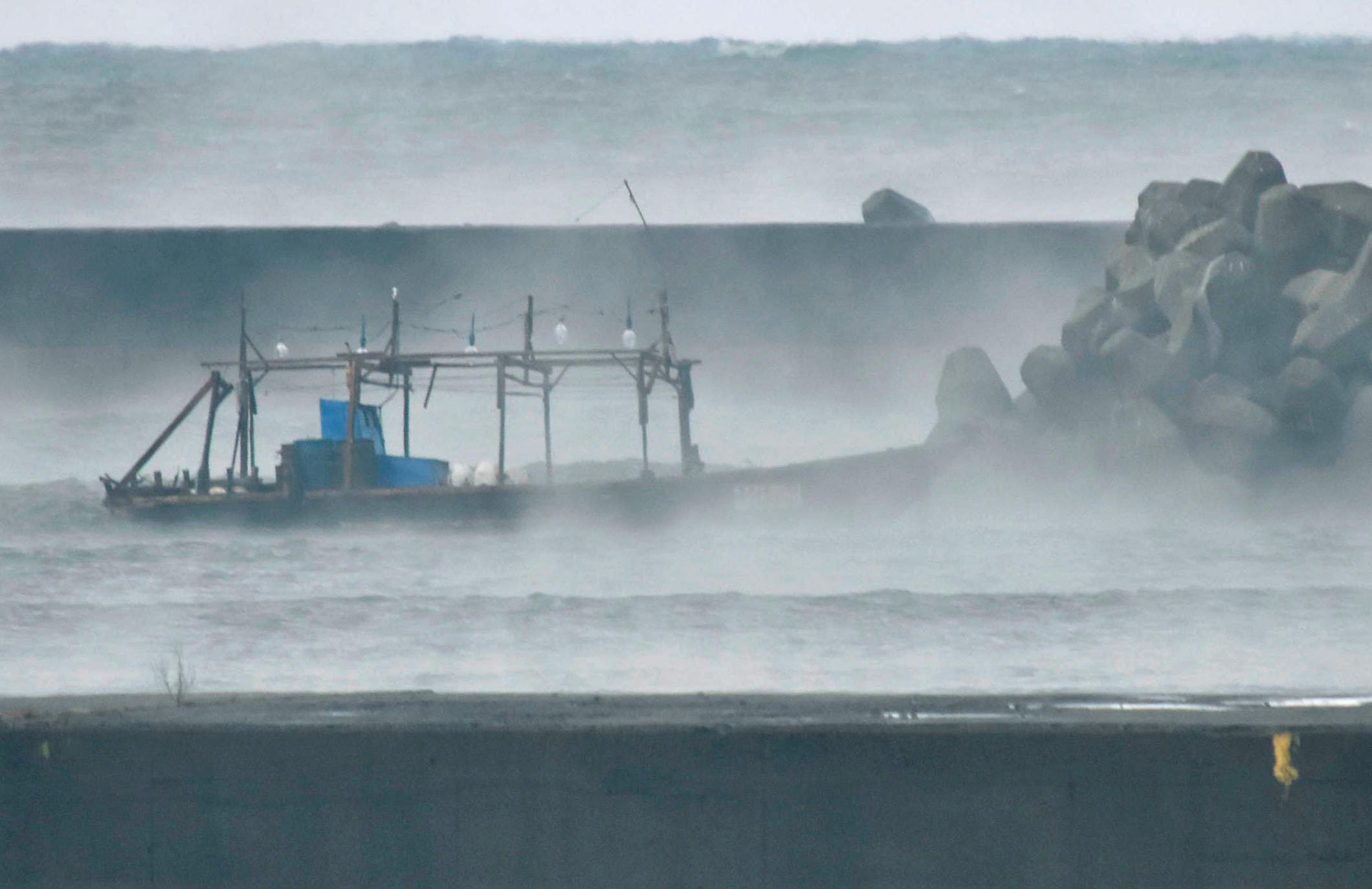 North Korean men wash ashore in Japan, say they're fishermen wanting to return