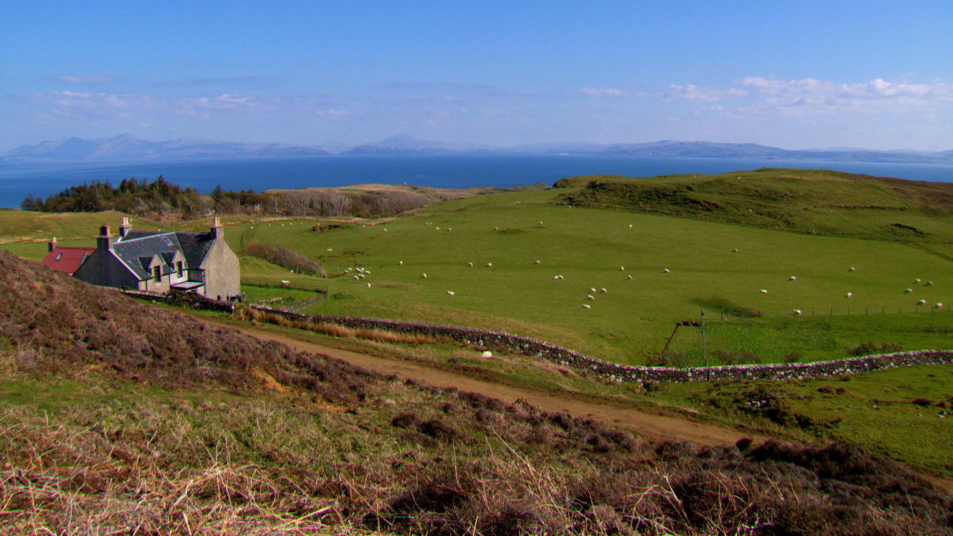 60 Minutes Adventure To The Isle Of Eigg Cbs News