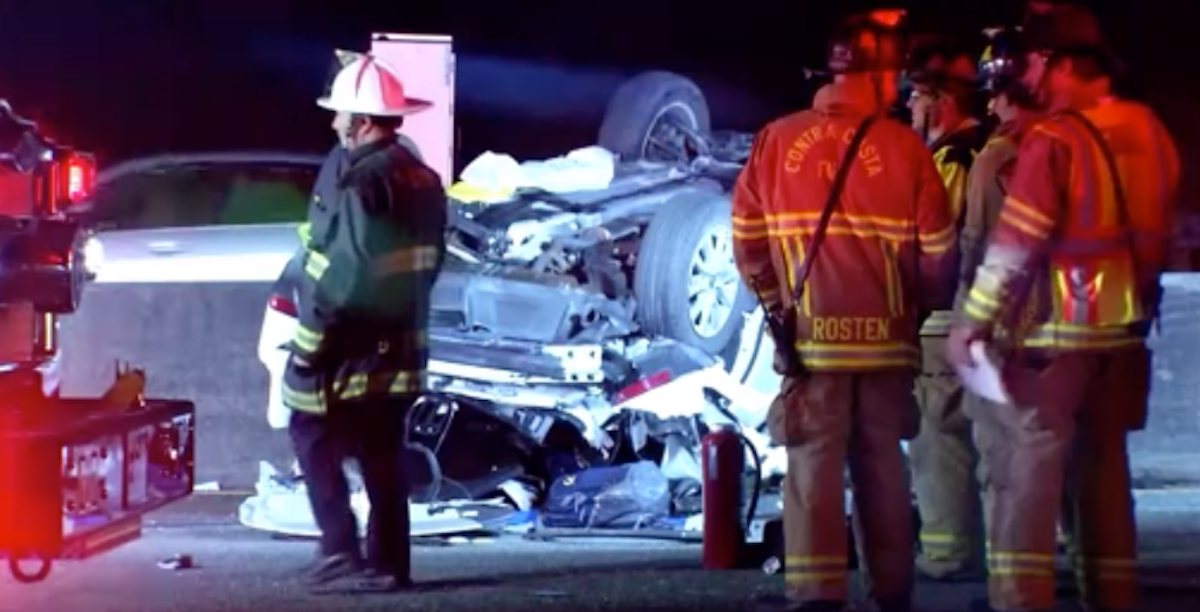 Hit And Run Leaves 4 Dead 6 Injured In San Pablo California Cbs News