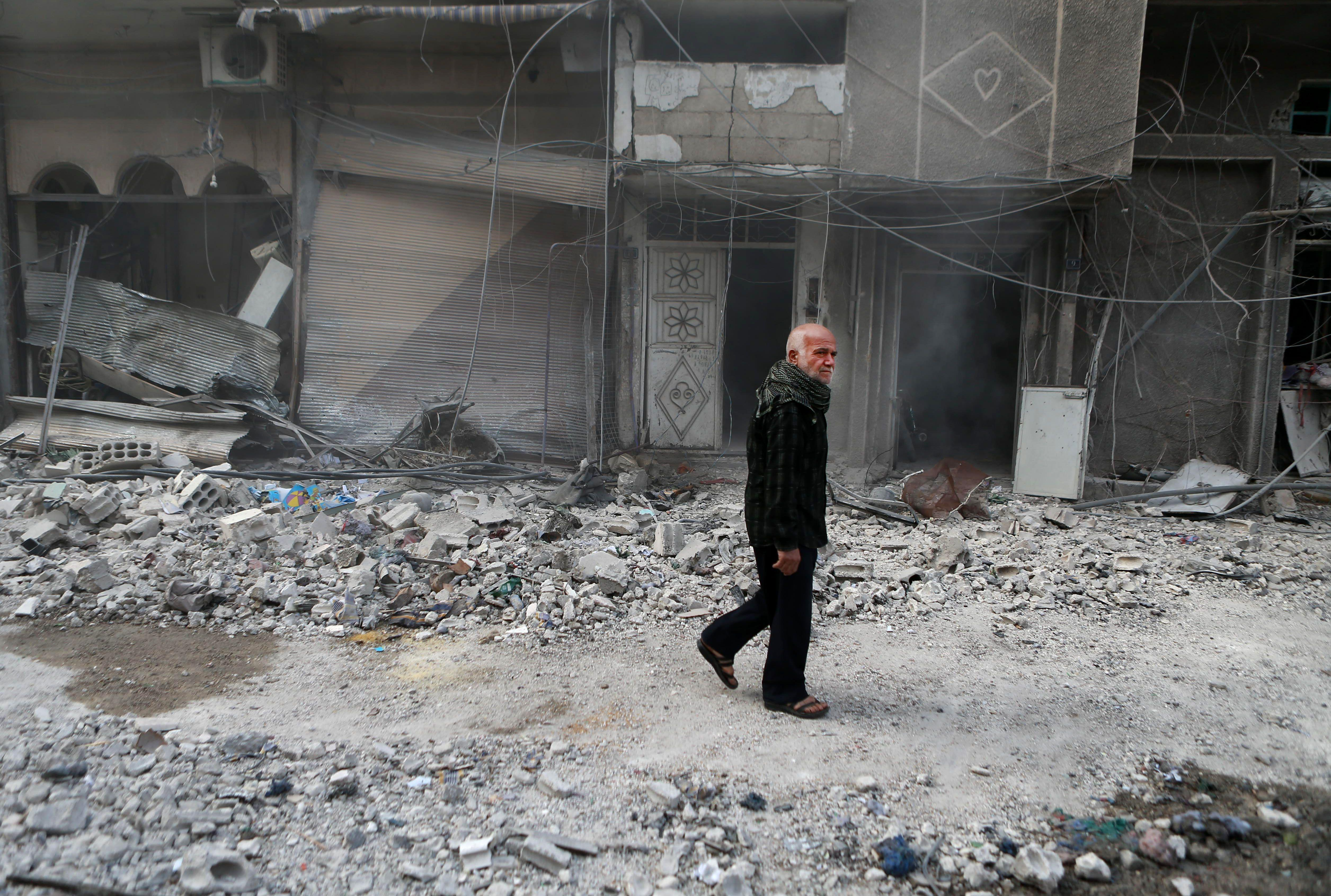 Syria activists: At least 22 civilians killed in ...