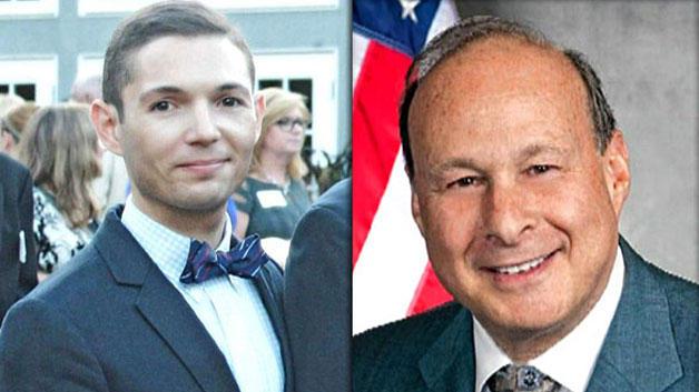 Stanley Rosenberg seeks to publicly identify Bryon Hefner