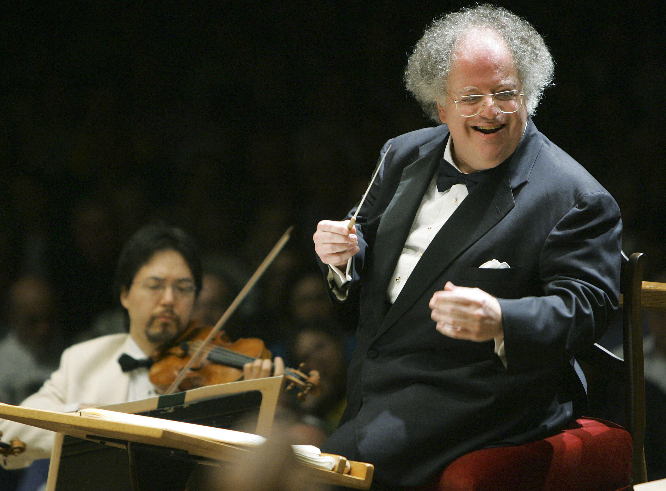 james levine met opera fires longtime conductor after sexual abuse