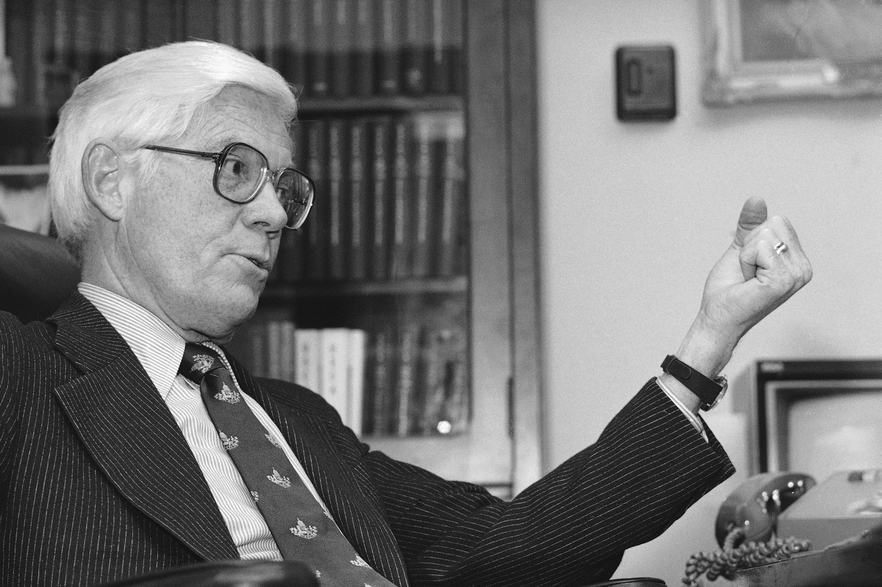 Ex-Illinois congressman and 1980 presidential candidate dead at 95