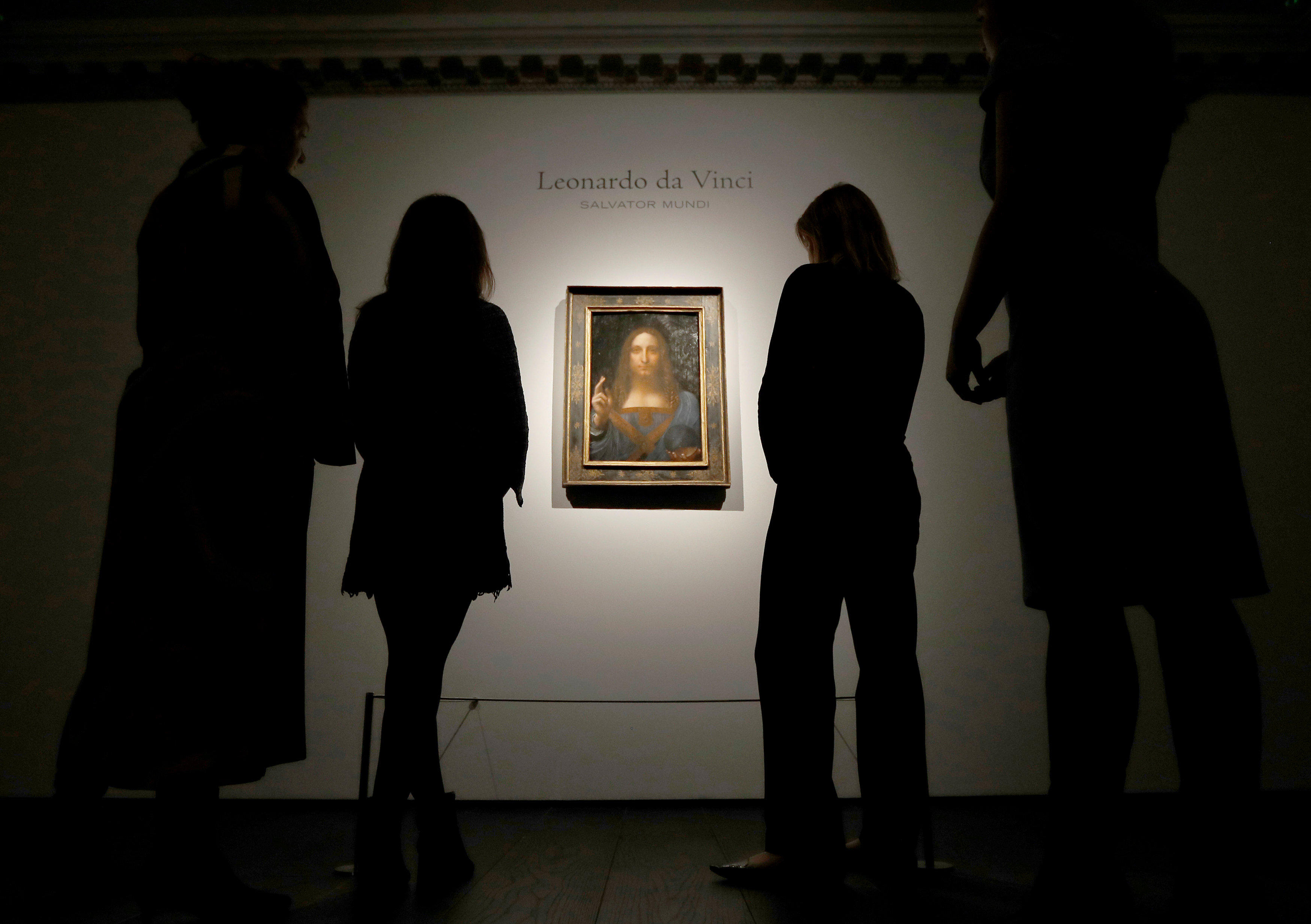 Who bought the world's most expensive painting?