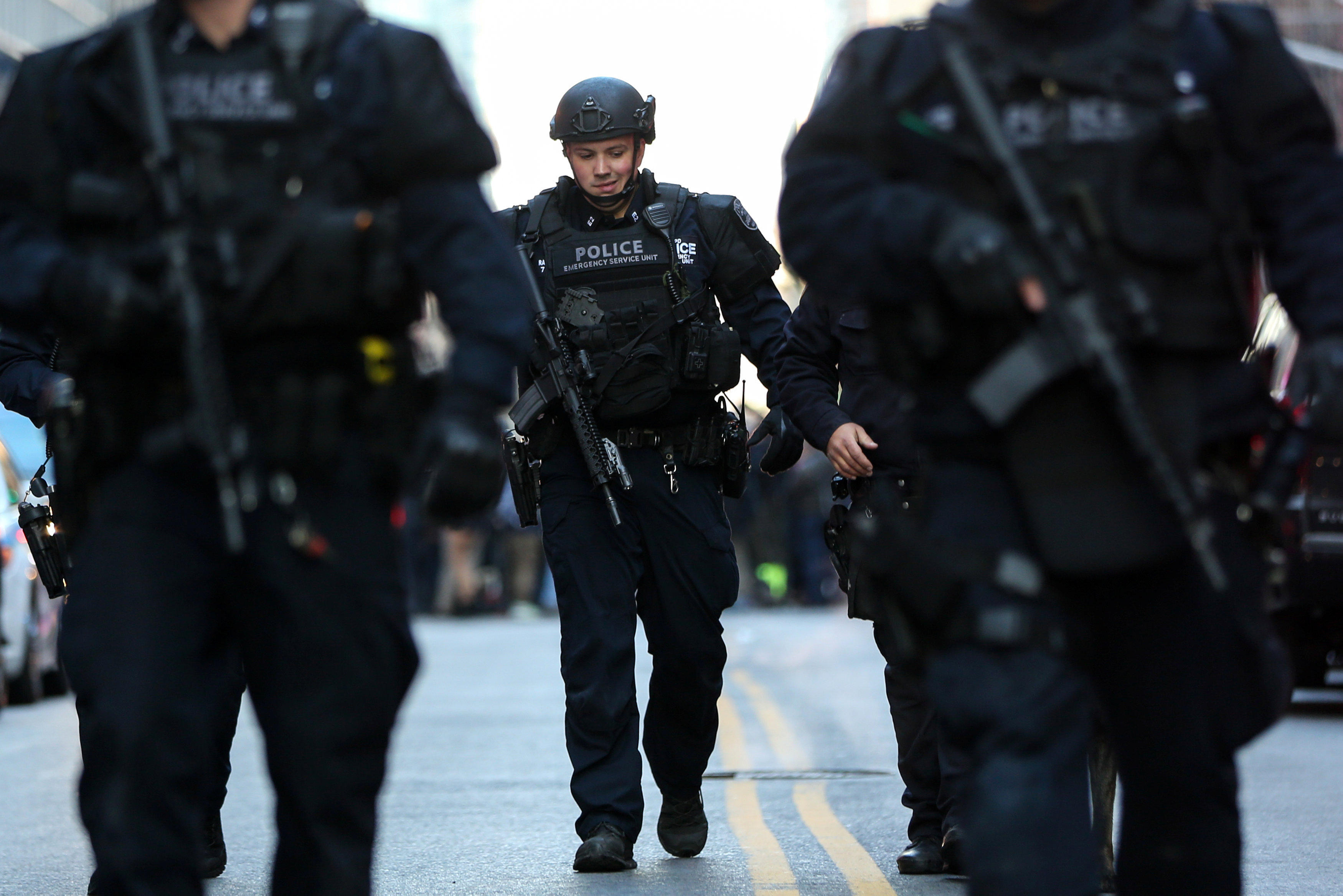 705fd9157 Port Authority bus terminal explosion: New York Police Department ...