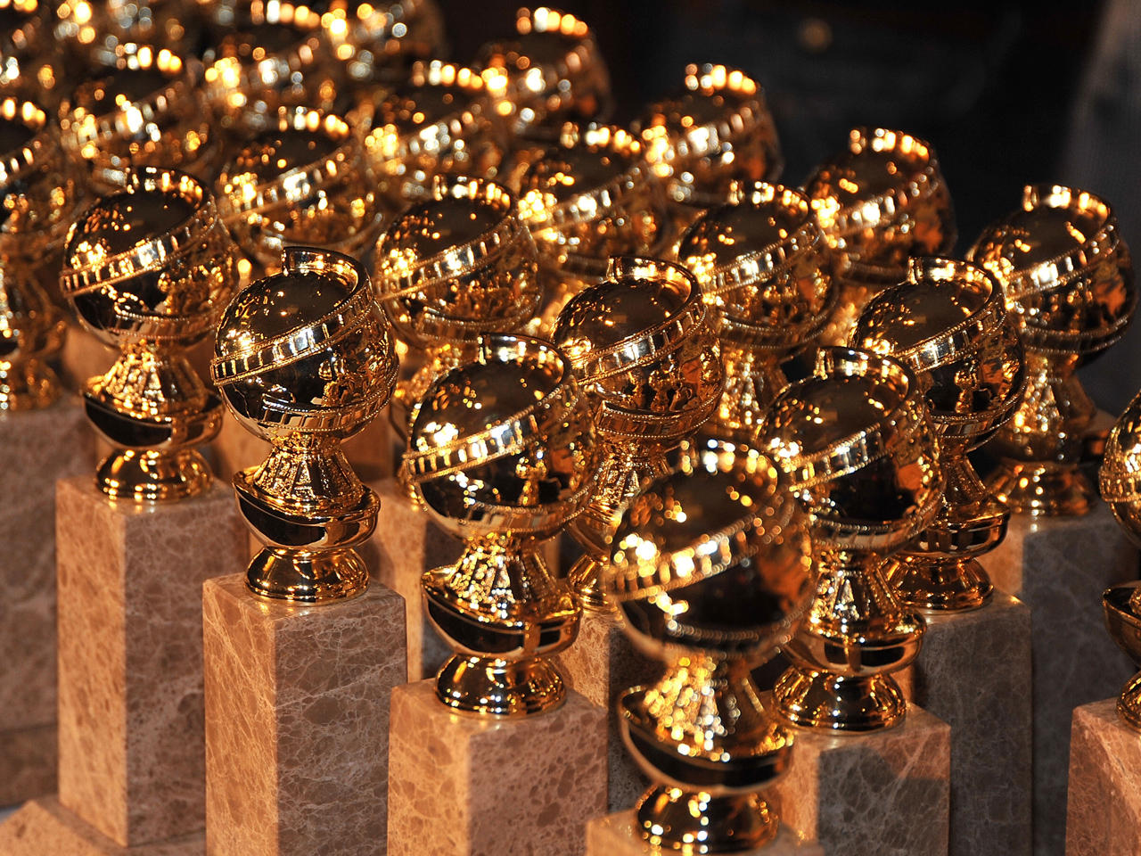 photo relating to Golden Globe Printable Ballots identify Golden Environment Awards 2019: Listing of nominations - CBS Information