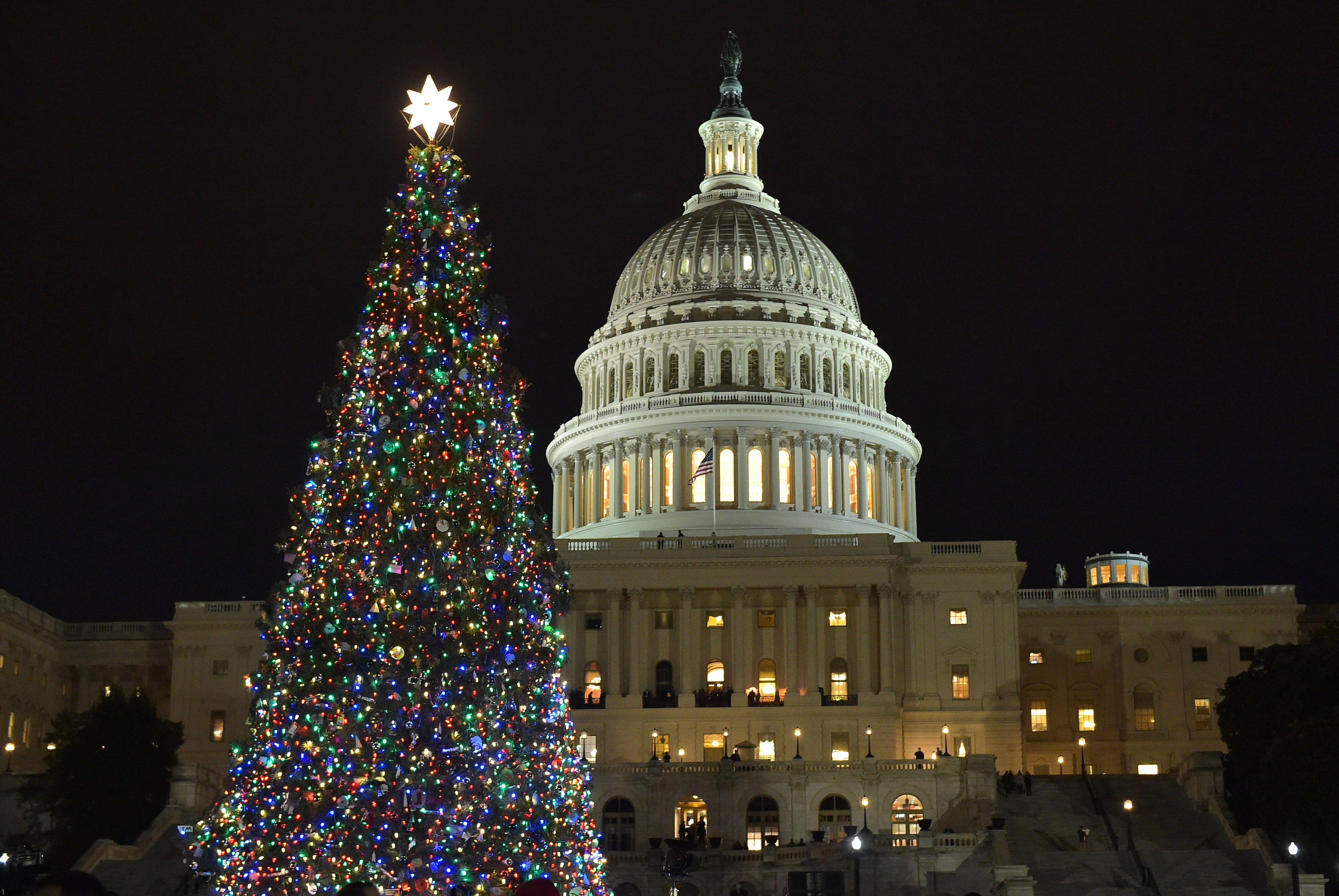 Led Lights Give Capitol Tree Cooler >> The Gop Tax Plan S Unwelcome Surprises The Disappearing Deductions