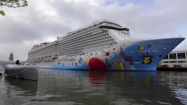 Cruise Ship Passengers Recall Harrowing Trip Through Winter Storm - Cruise ship stories