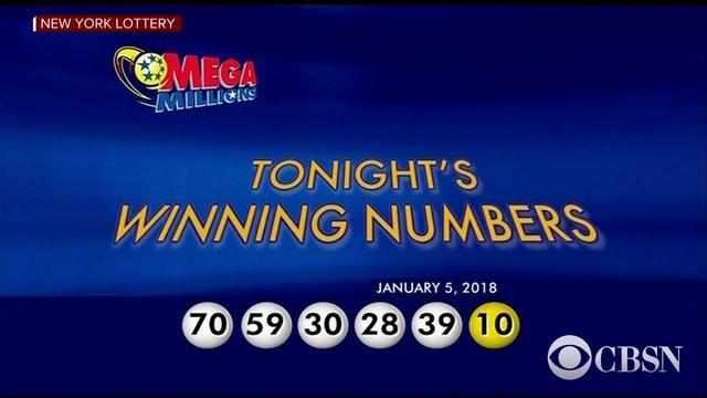 Saturday s lottery prizes for mega