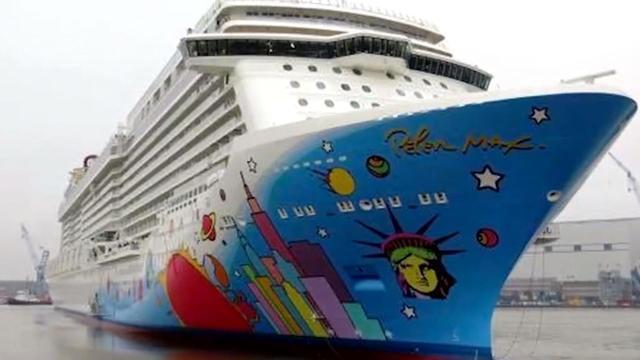 Nd Cruise Ship Sails Through Bomb Cyclone CBS News - Cruise ship stories