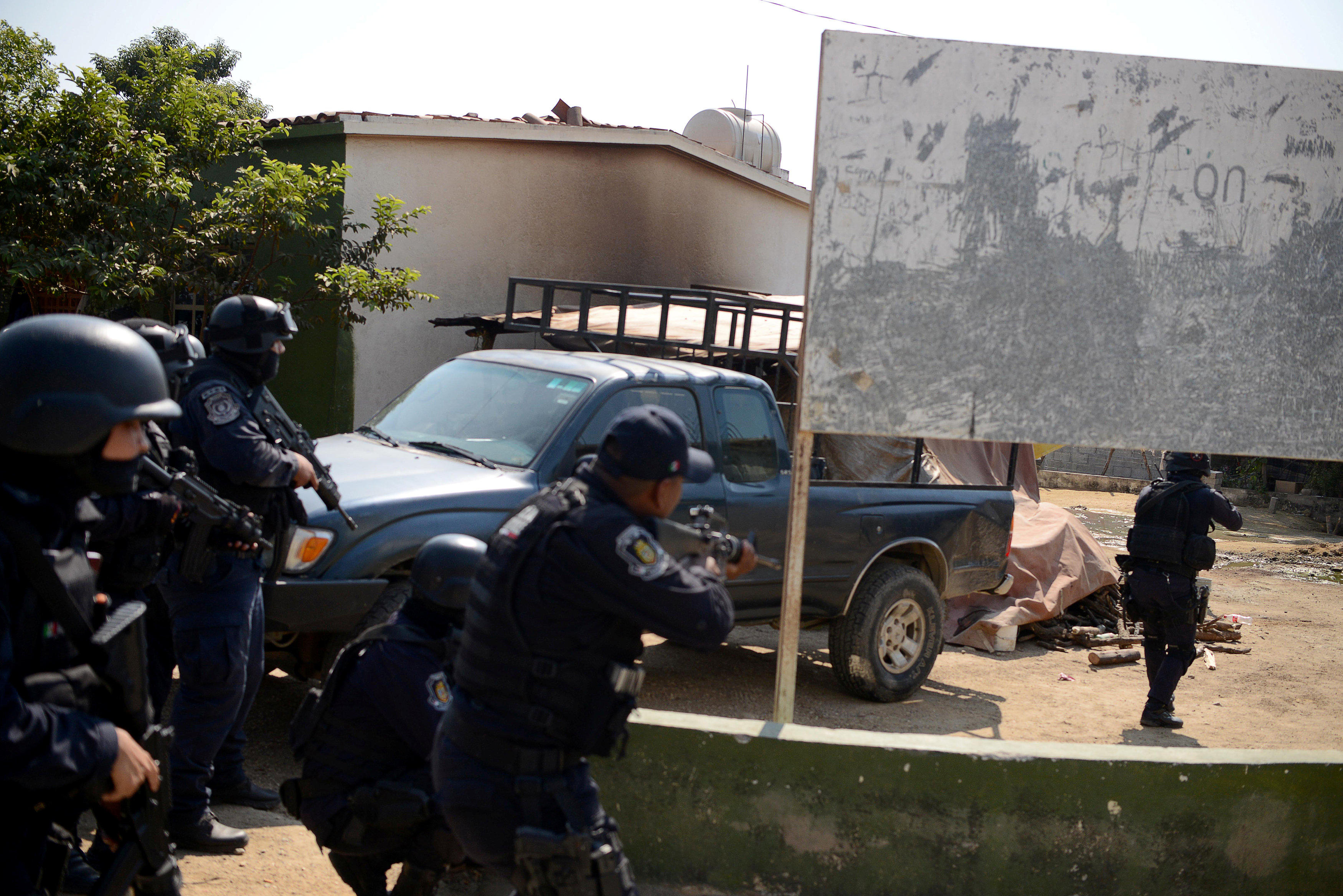 Mexico travel warning: 5 Mexican states get highest