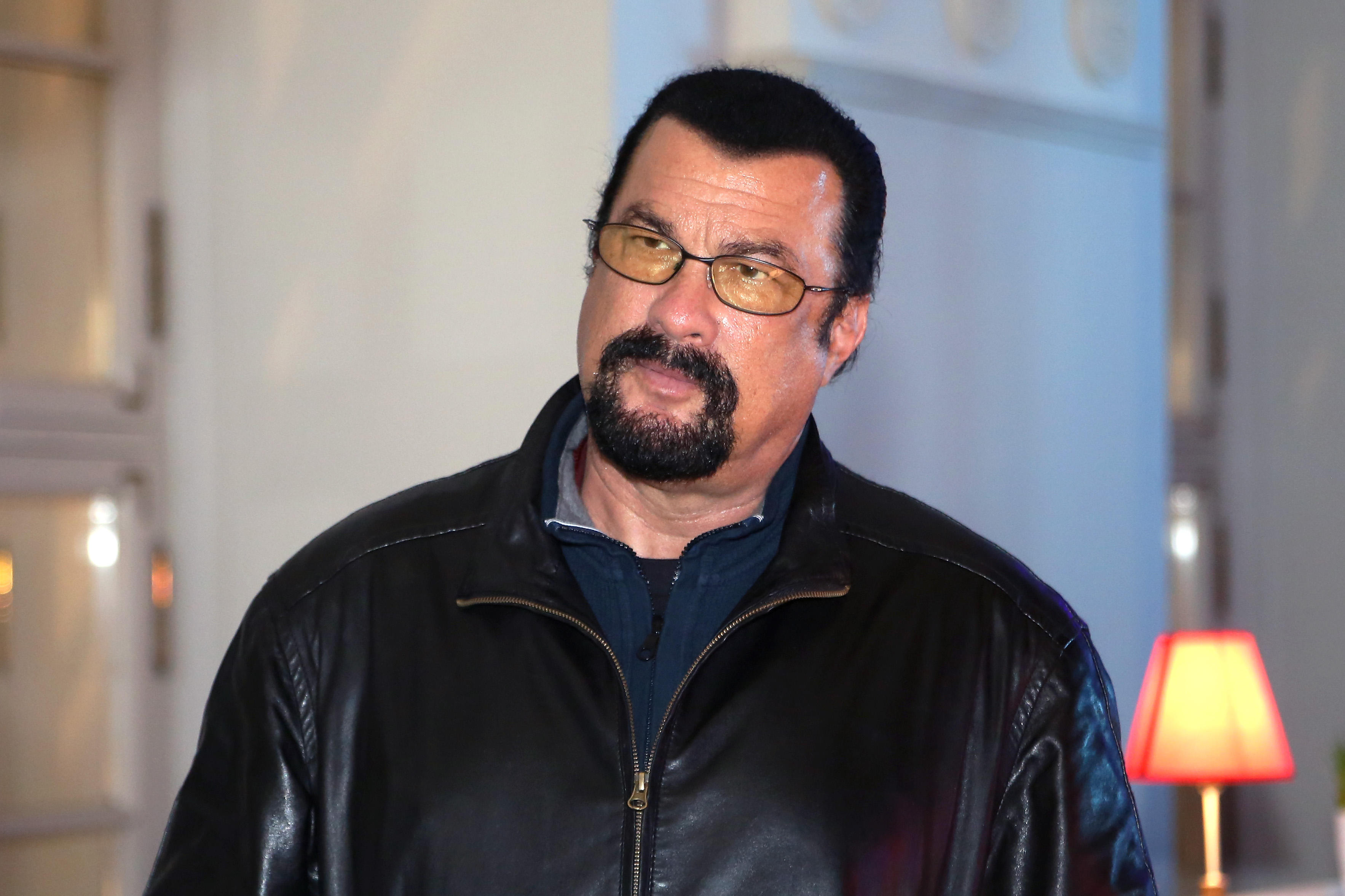 Woman says Steven Seagal sexually assaulted her at ...