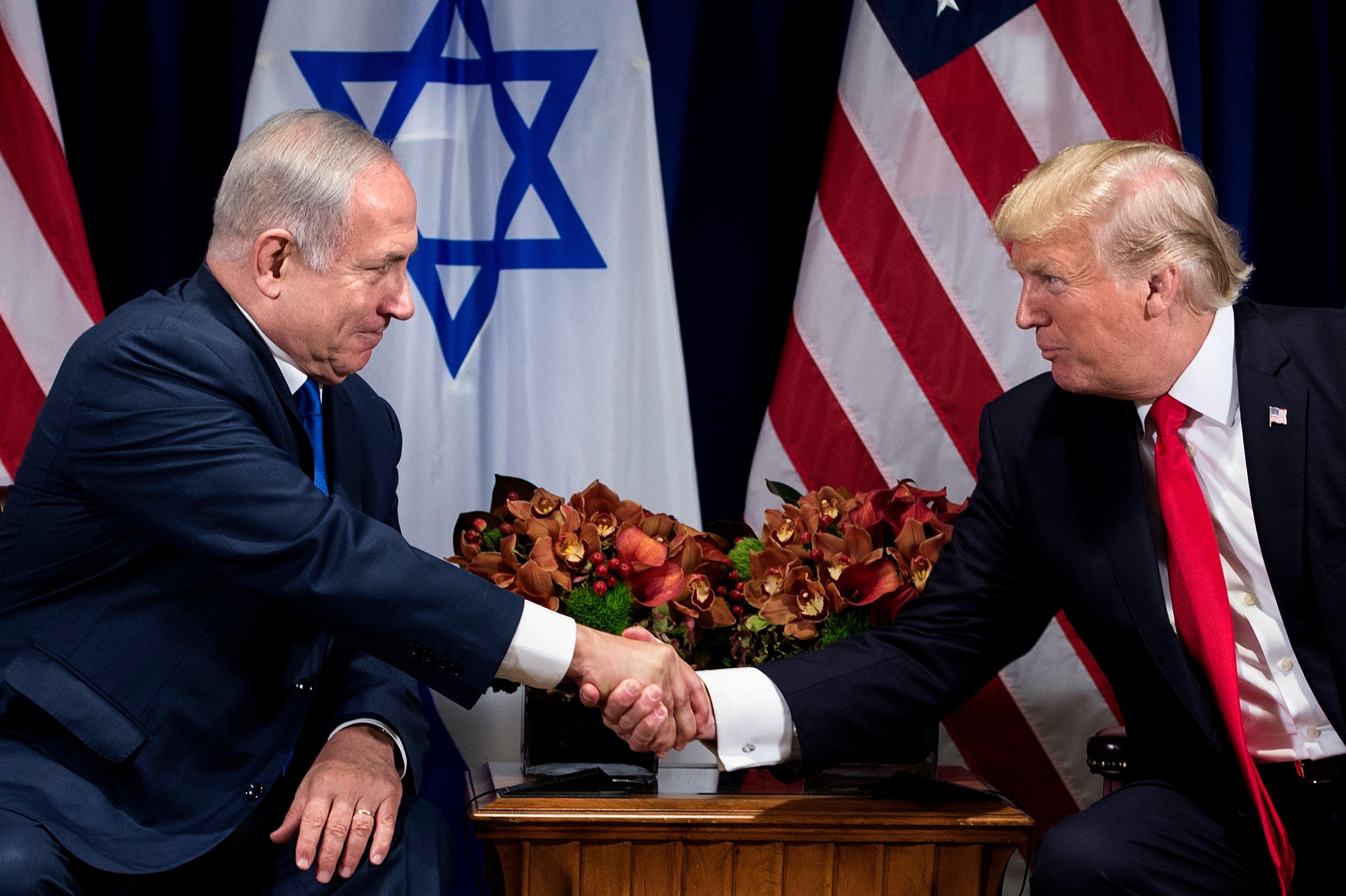 cbsnews.com - Trump meets with Netanyahu as Israeli military strikes Hamas targets - live updates