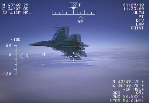 U S  Navy releases video of