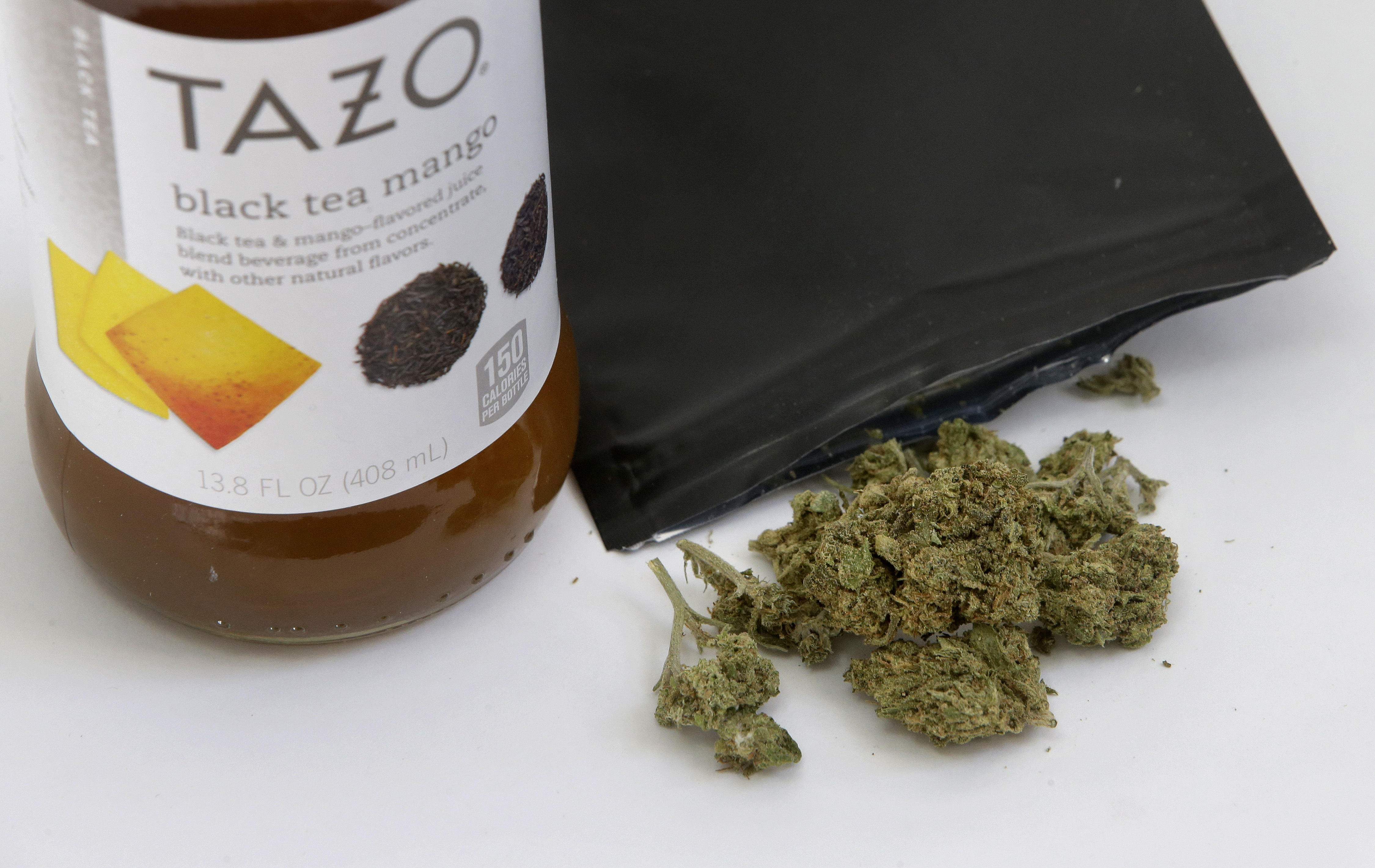 Companies exploit marijuana