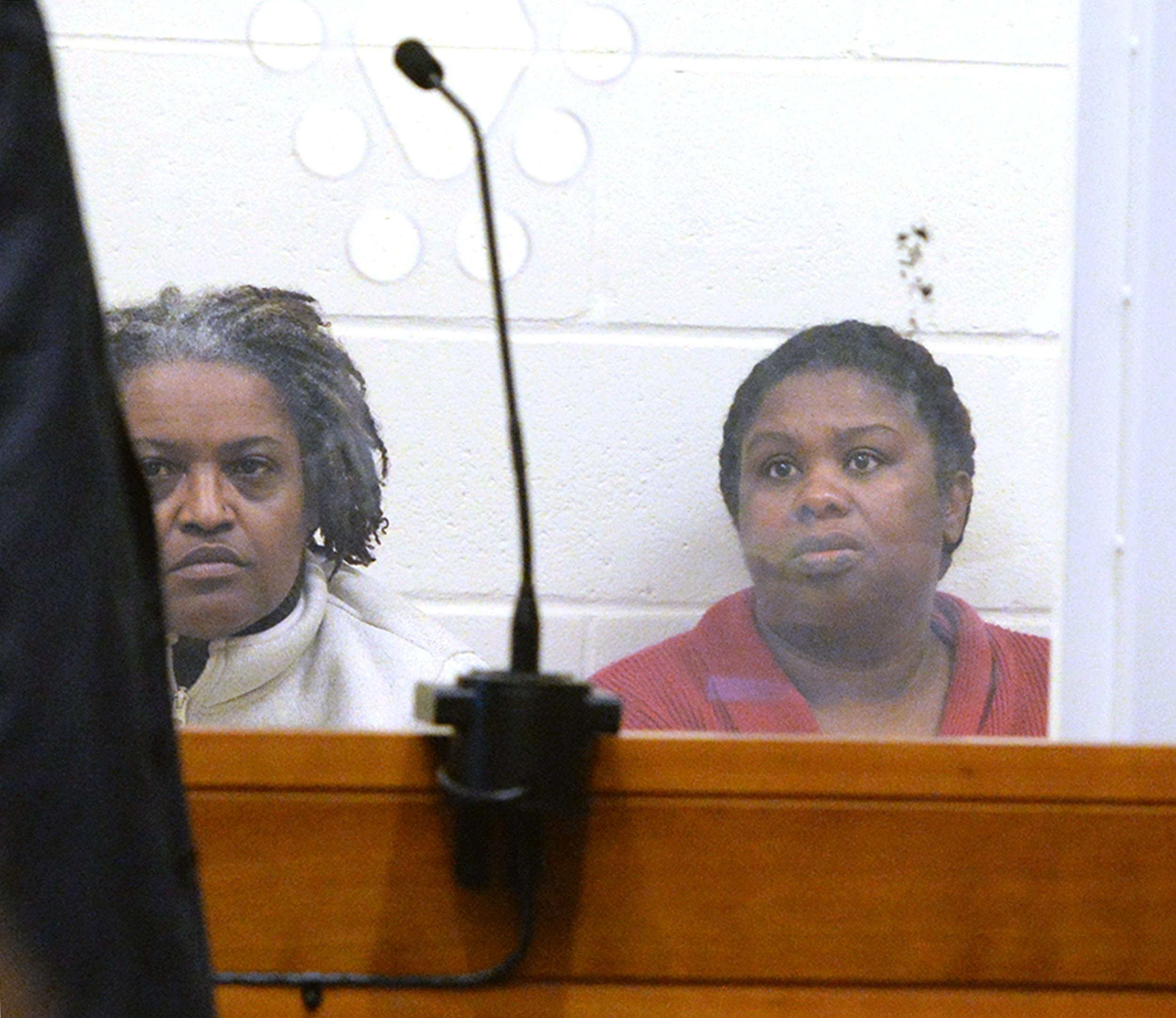 2 women accused of burning 5-year-old girl in voodoo ritual, police