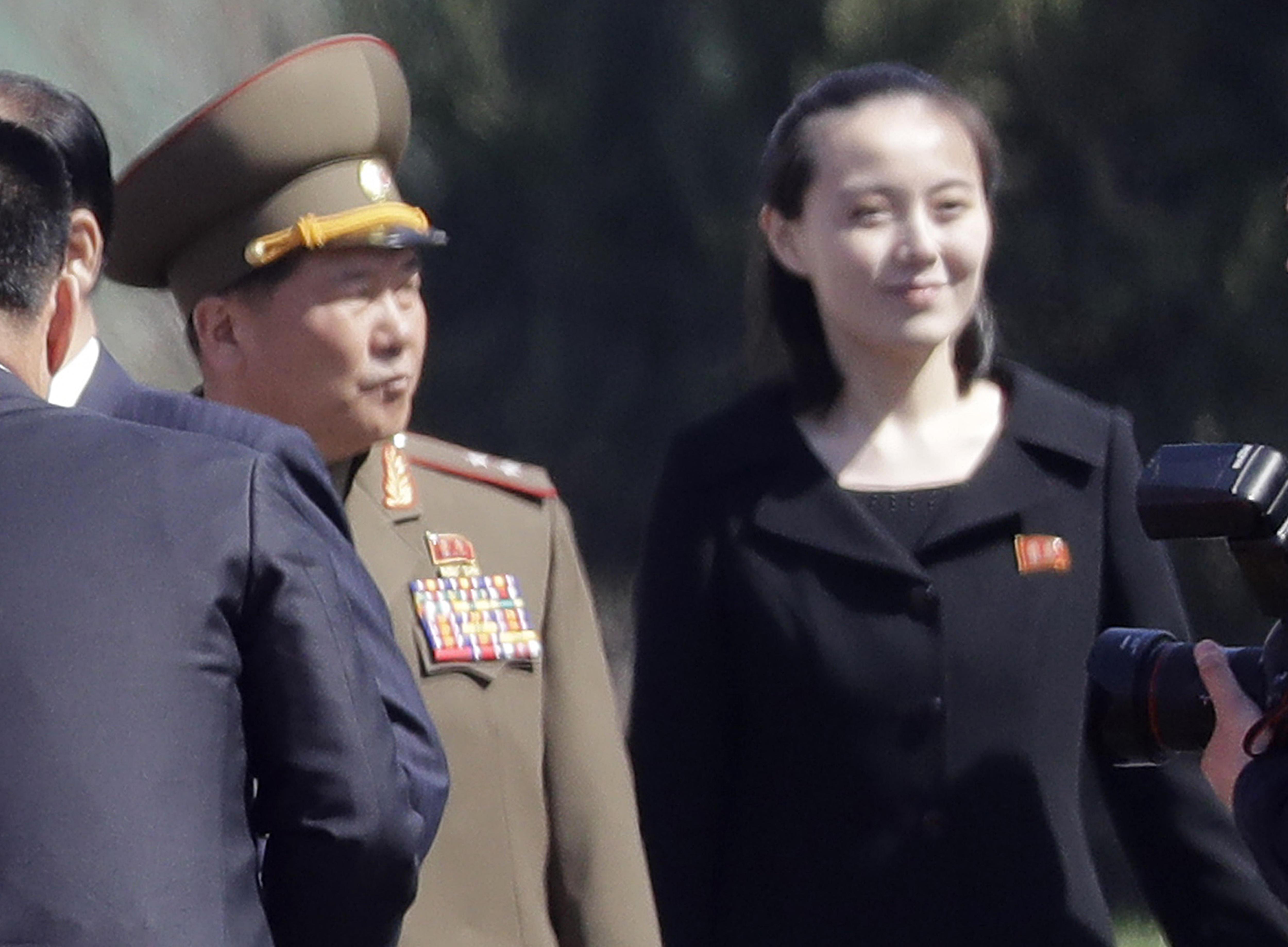 Kim Jong Un Sends Sister Kim Yo Jong To Olympics In South Korea Amid North Korea Diplomacy Standoff With Donald Trump Cbs News